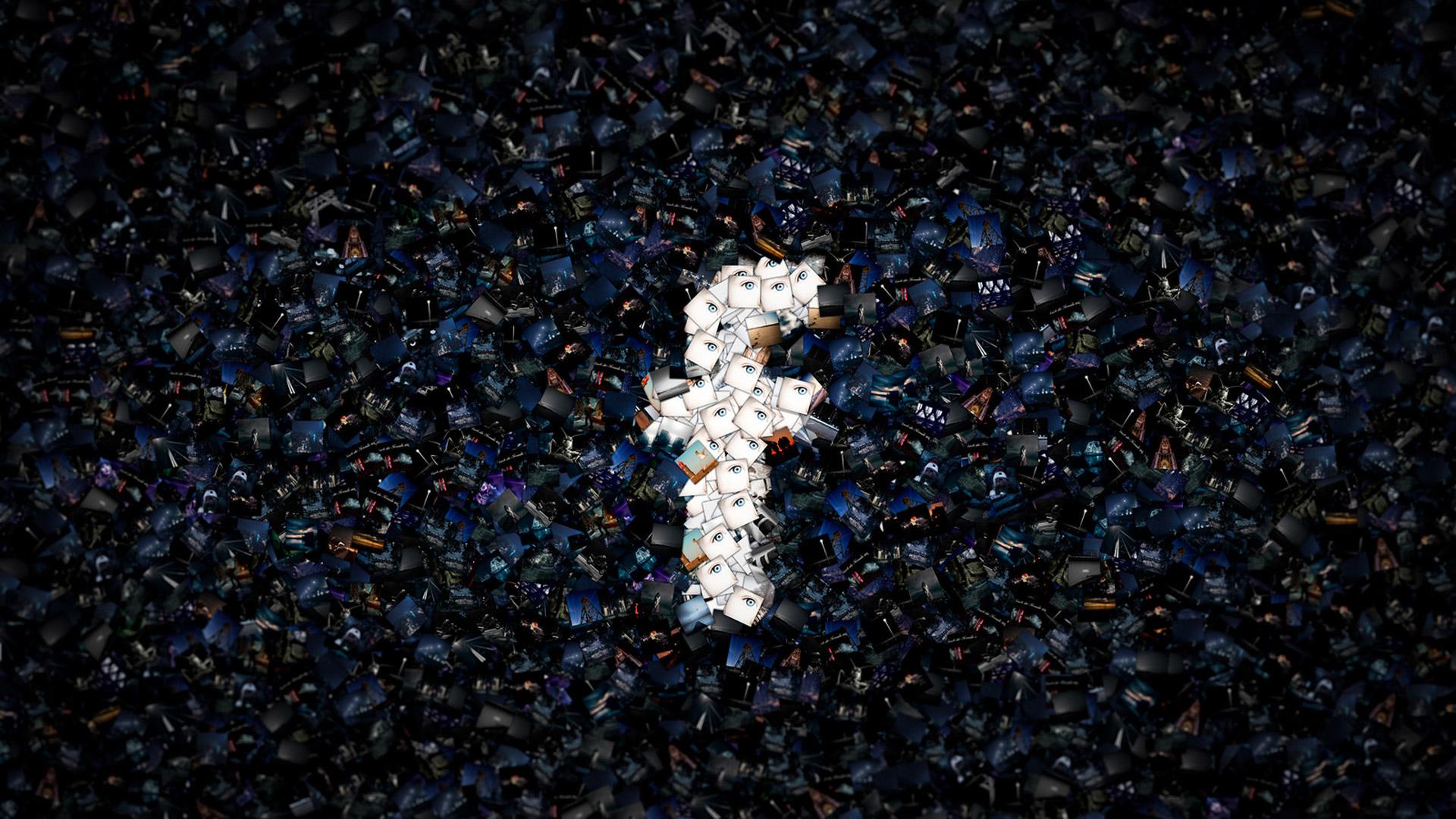 Facebook Digital Art 360x640 Resolution