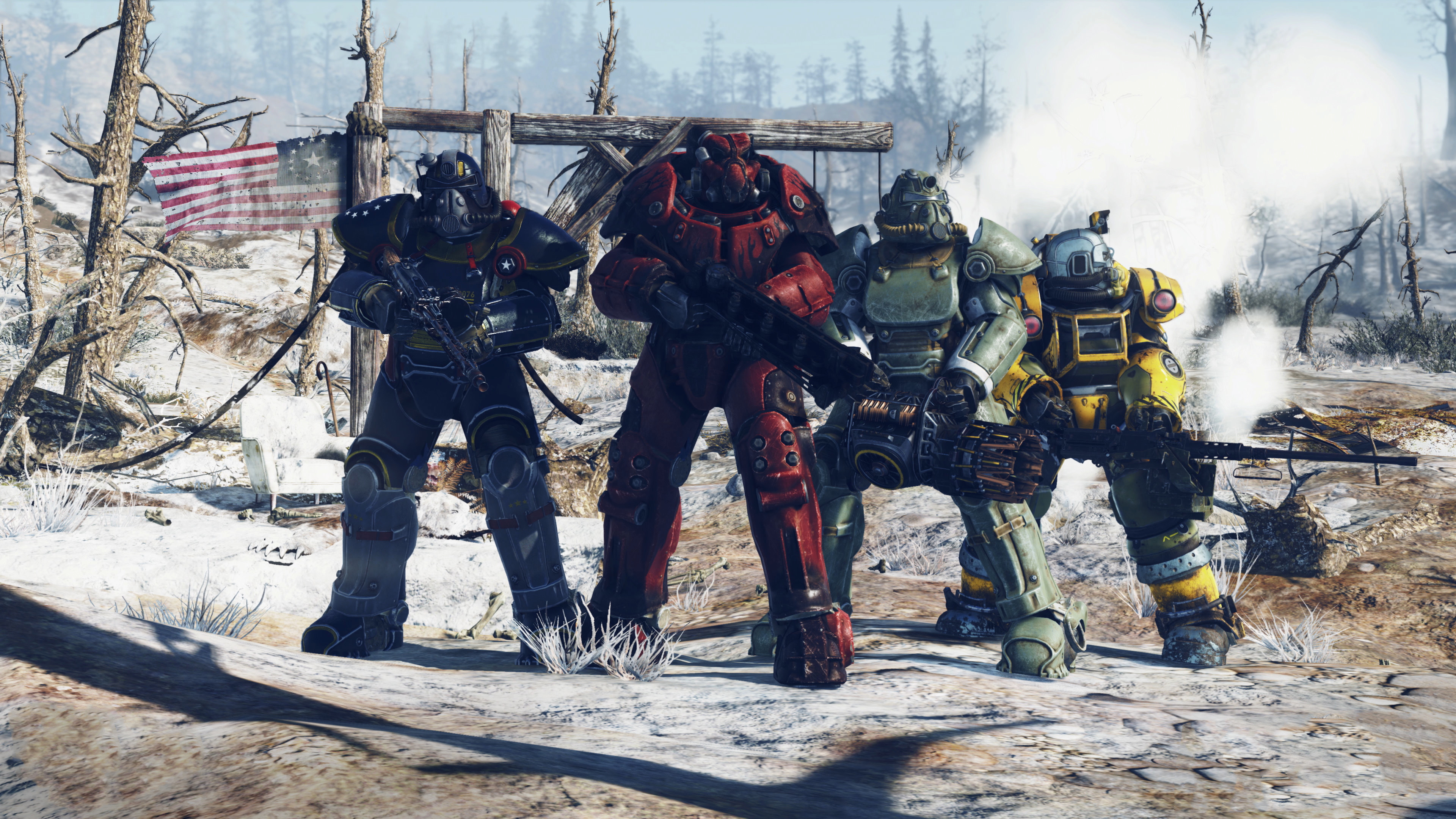 Fallout 76 4k, HD Games, 4k Wallpapers, Images ...