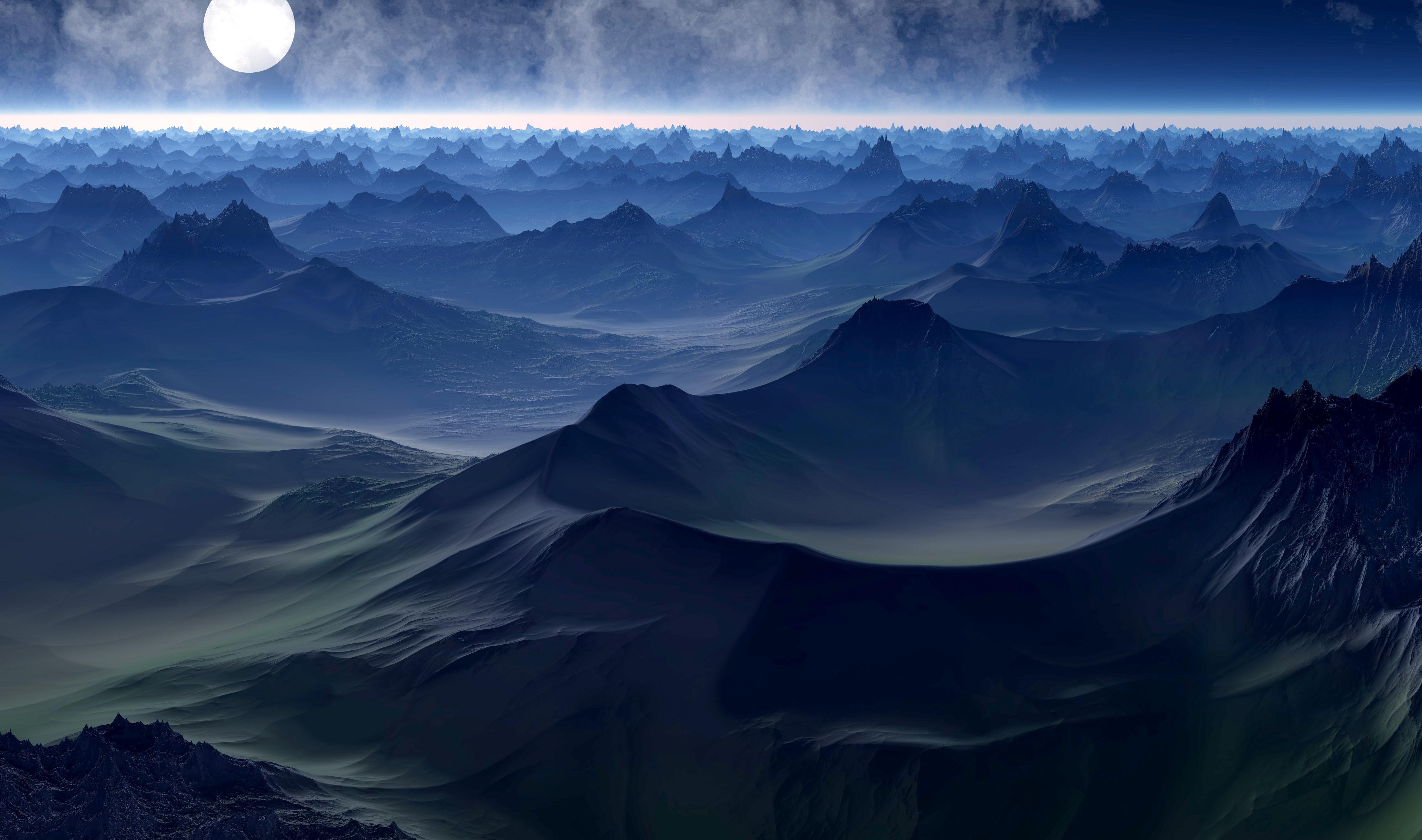 Top Wallpaper Mountain Fantasy - fantasy-landscape-mountains-in-fantasy-world-5k-j4  Perfect Image Reference_439783.jpg