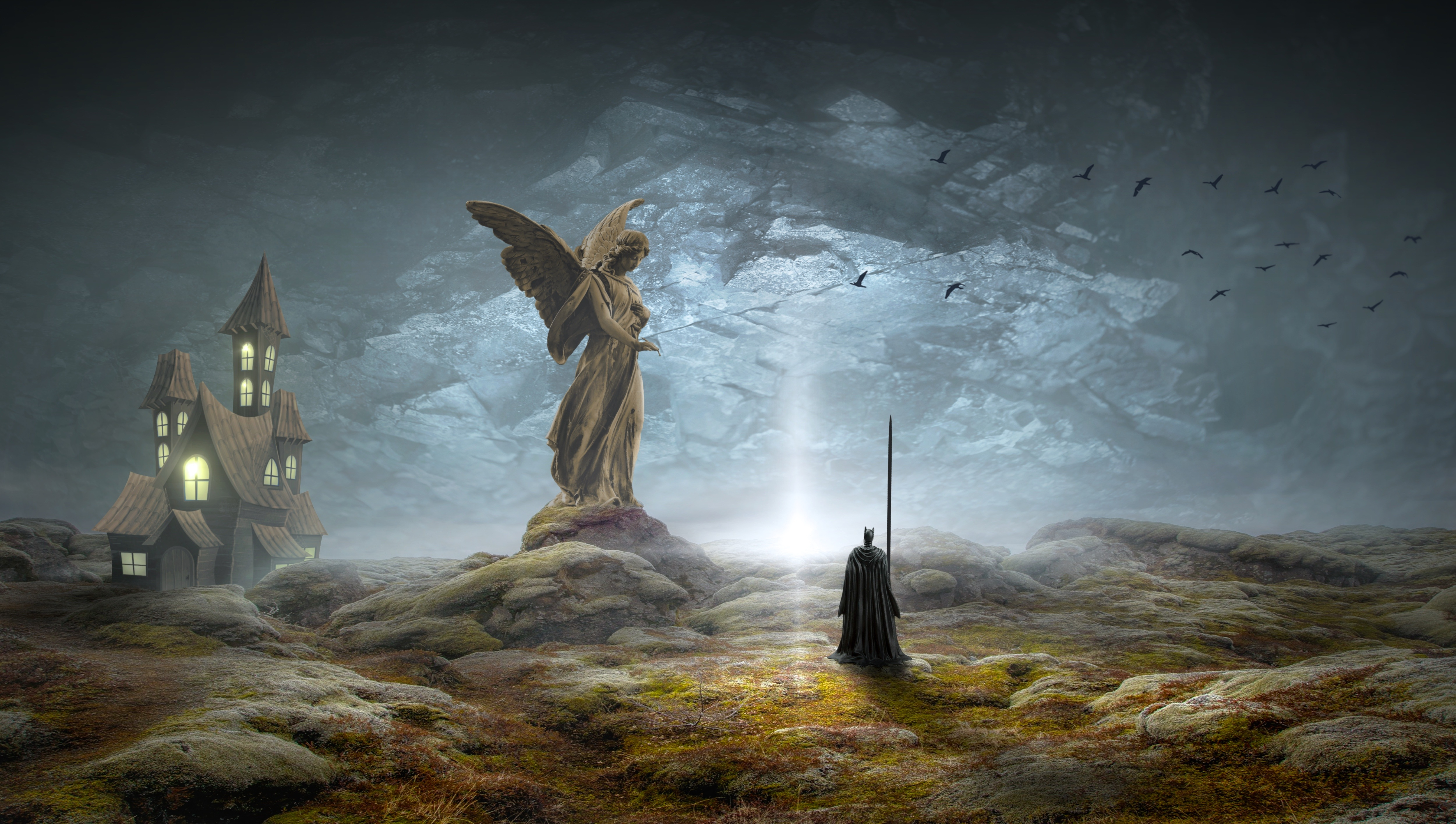 Fantasy mystical 5k hd artist 4k wallpapers images - Mystical background pictures ...