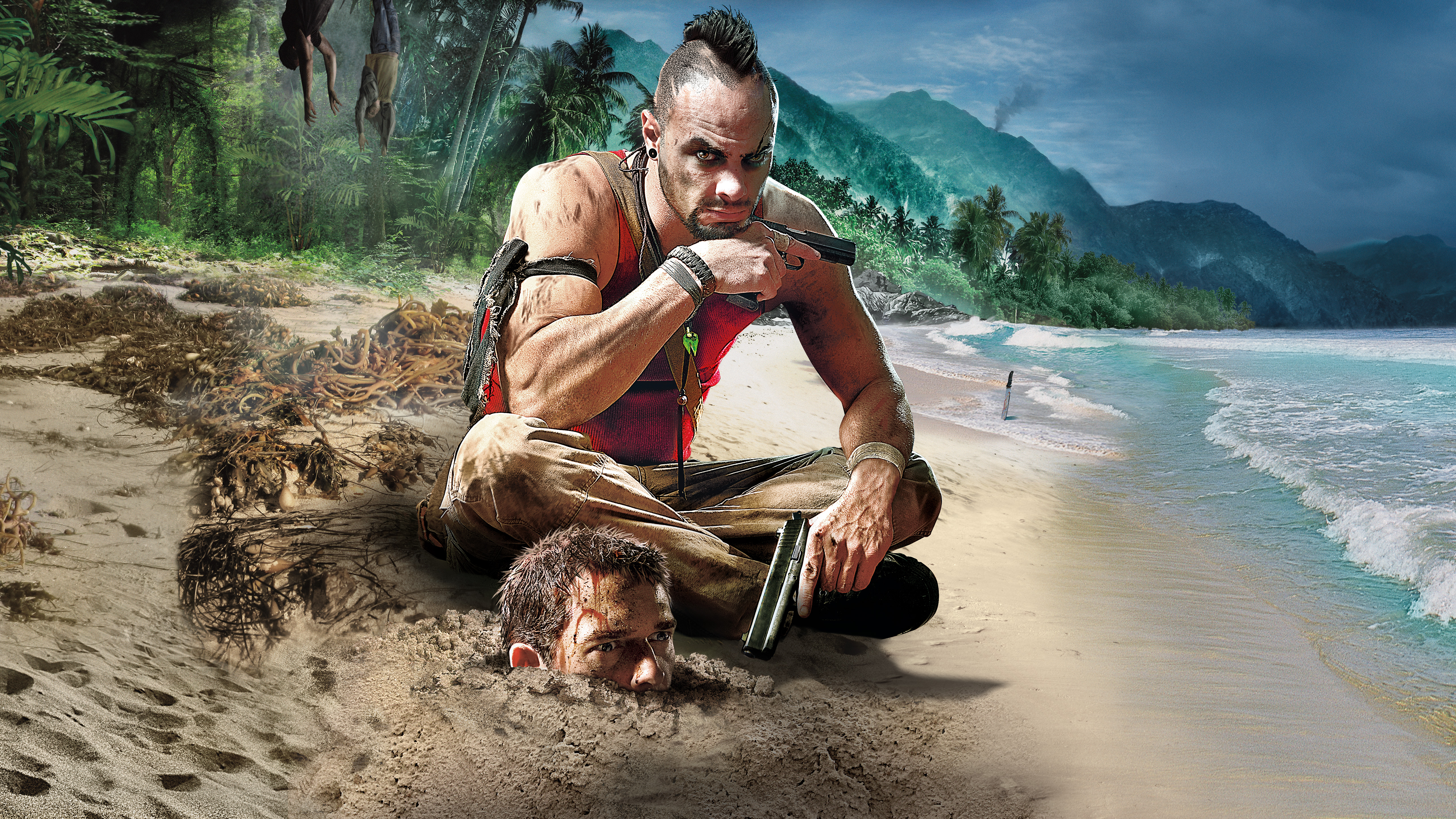 Far Cry 5 Wallpapers: Far Cry 3 5k, HD Games, 4k Wallpapers, Images, Backgrounds
