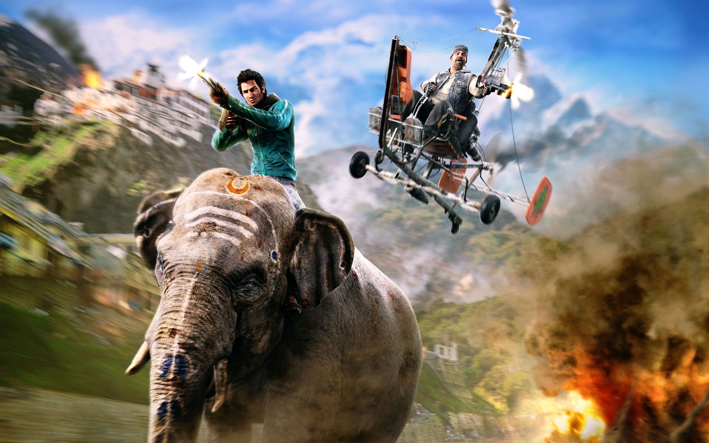 far cry 4 hd, hd games, 4k wallpapers, images, backgrounds, photos