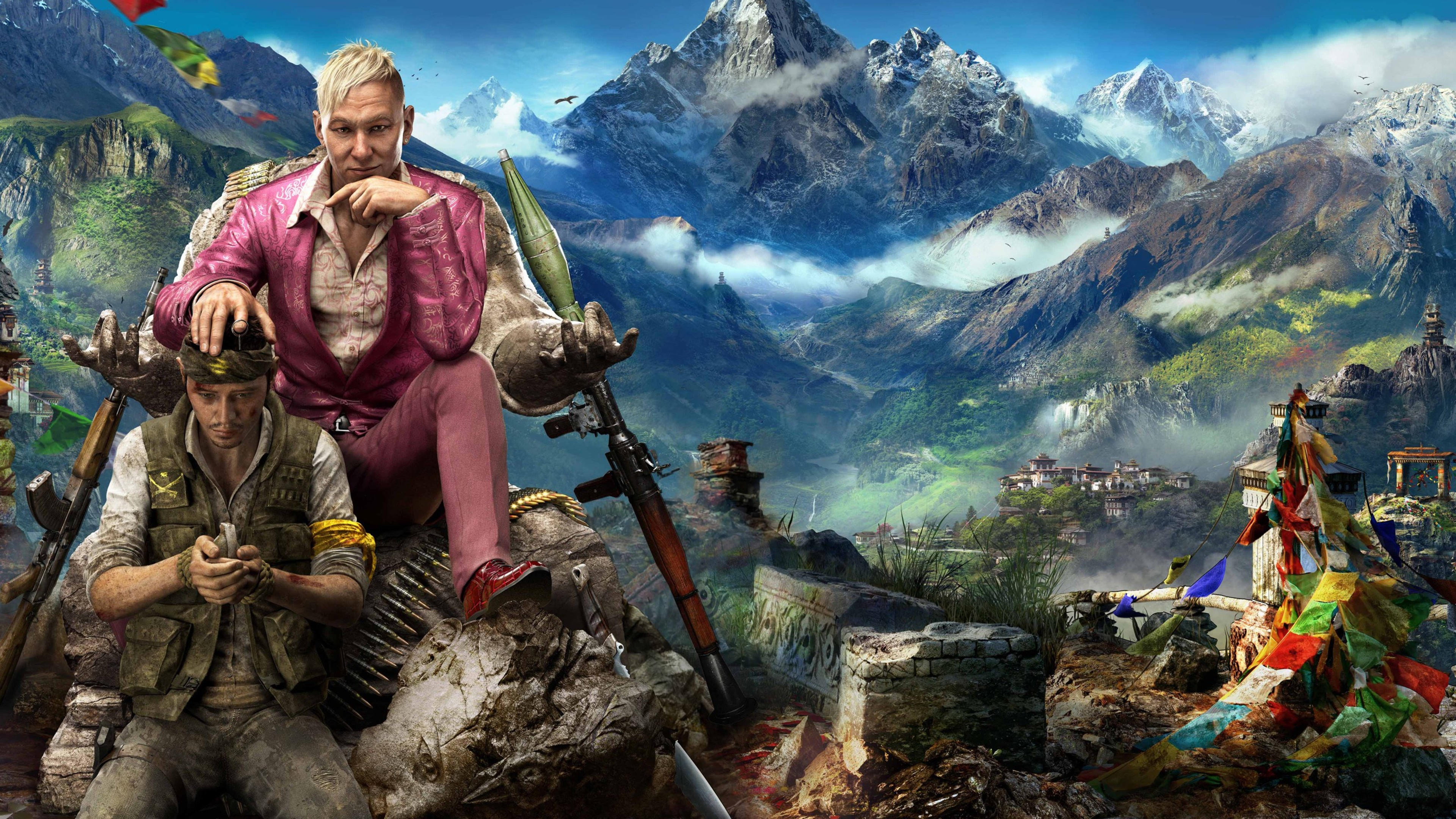 Far Cry 4 Wallpapers Hd Desktop And Mobile Backgrounds: Far Cry 4 Latest, HD Games, 4k Wallpapers, Images