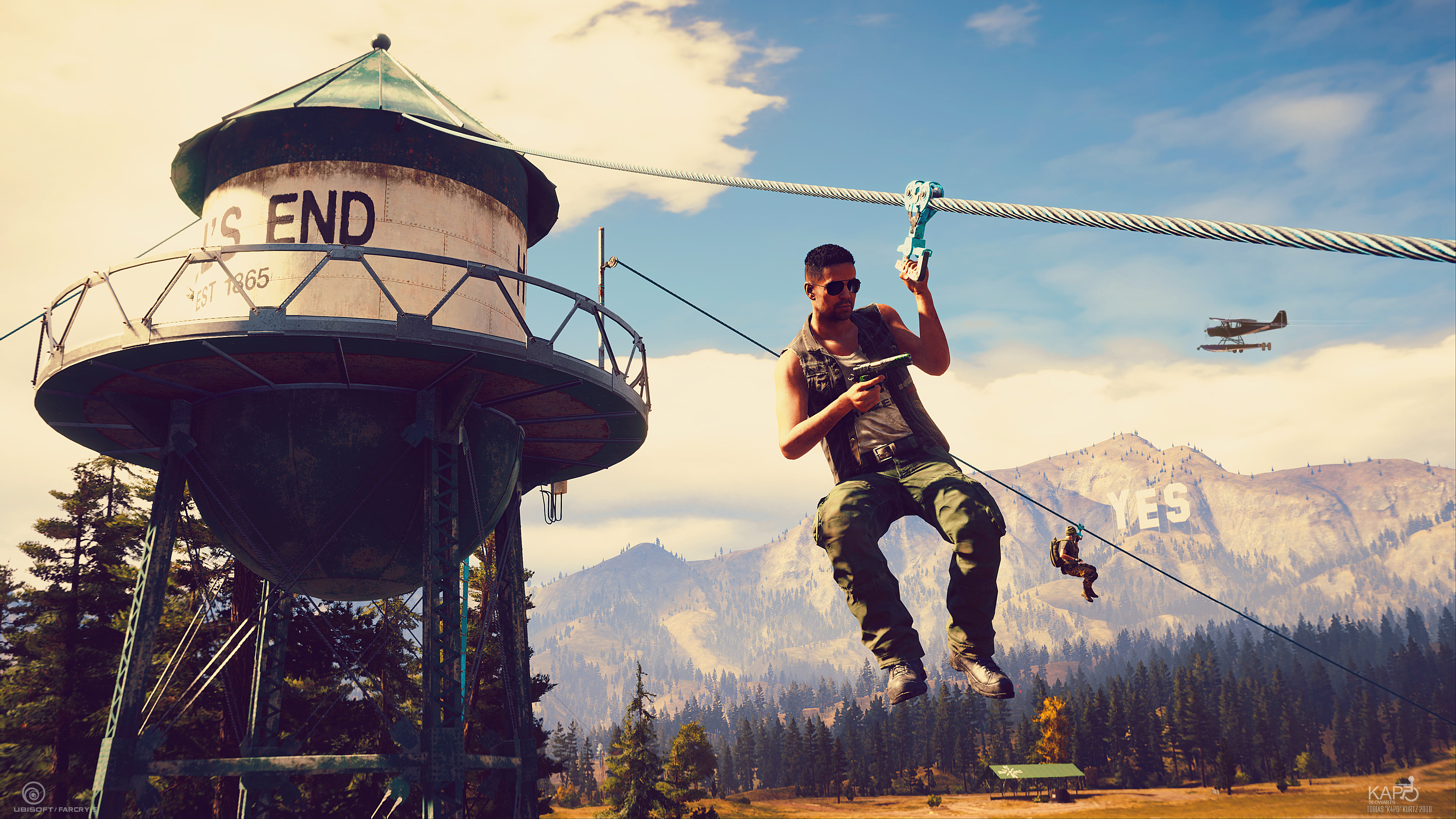 Far Cry 5 Wallpaper 4k: Far Cry 5 4k, HD Games, 4k Wallpapers, Images, Backgrounds