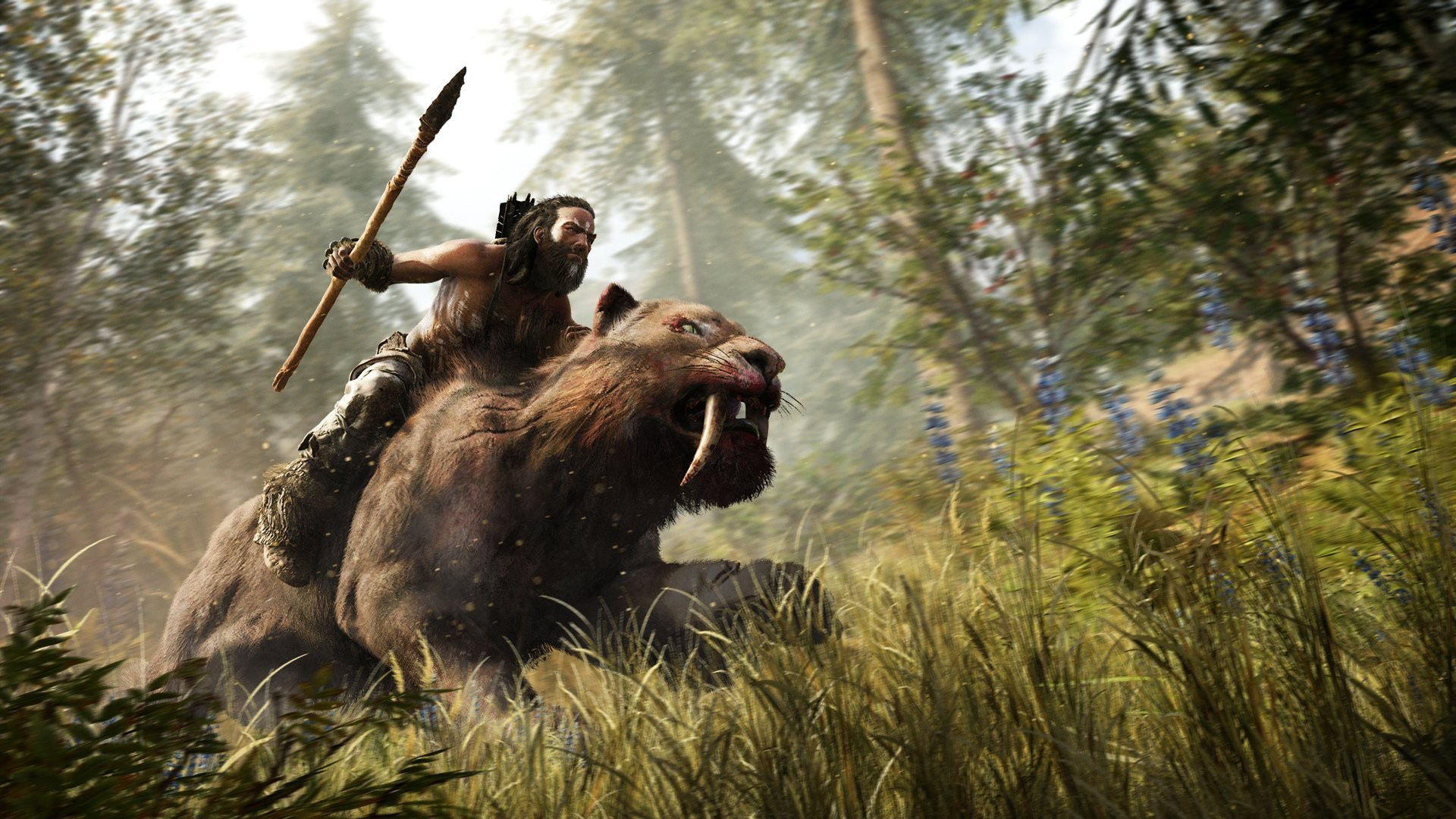 Far Cry Primal Game