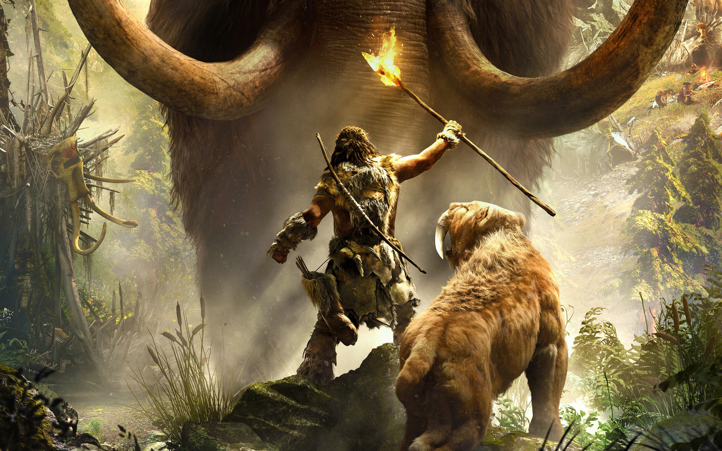 Far Cry Primal, HD Games, 4k Wallpapers, Images