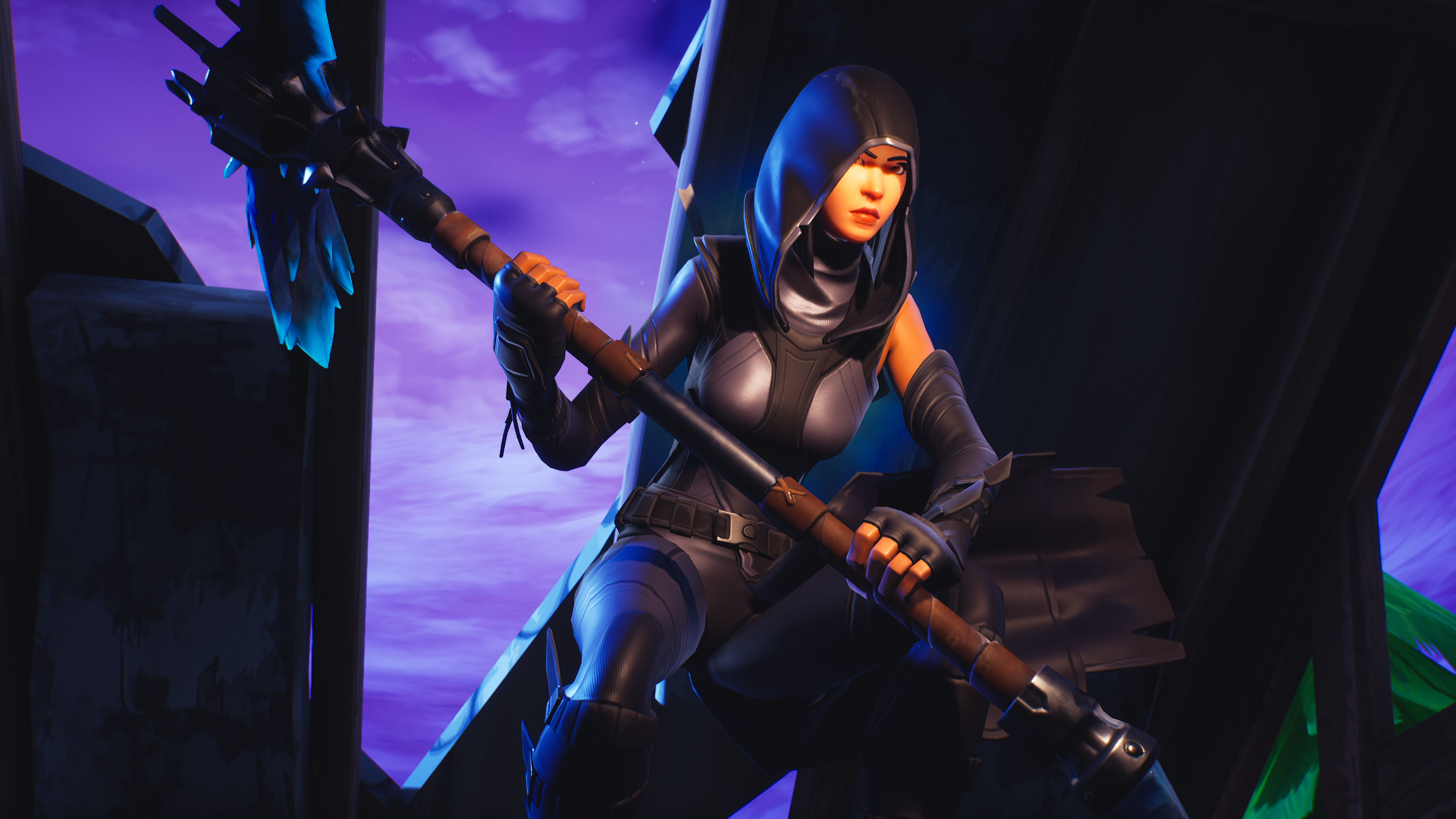 Desktop Wallpaper 2018 Video Game Fortnite Art Hd: Fate Fortnite Battle Royale 4k, HD Games, 4k Wallpapers