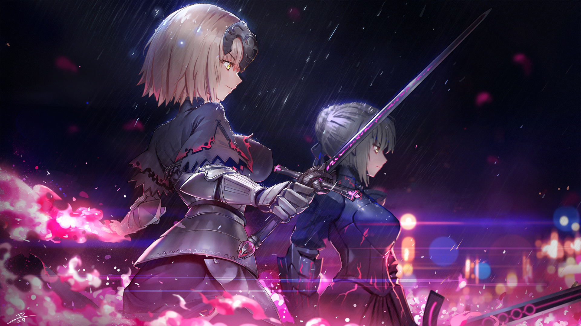 Fate Anime Order