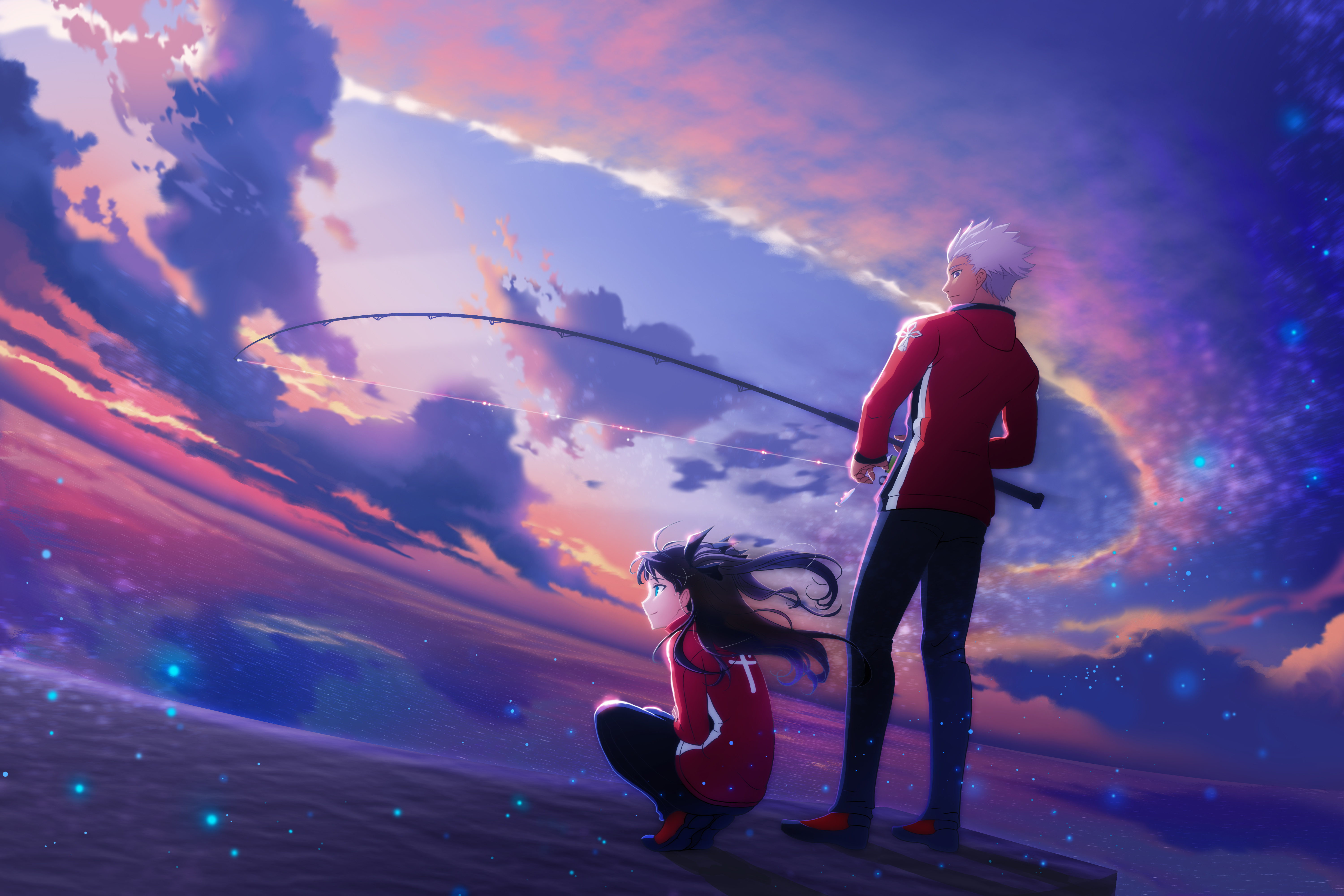 Fate Series Archer 5k, HD Anime, 4k Wallpapers, Images ...