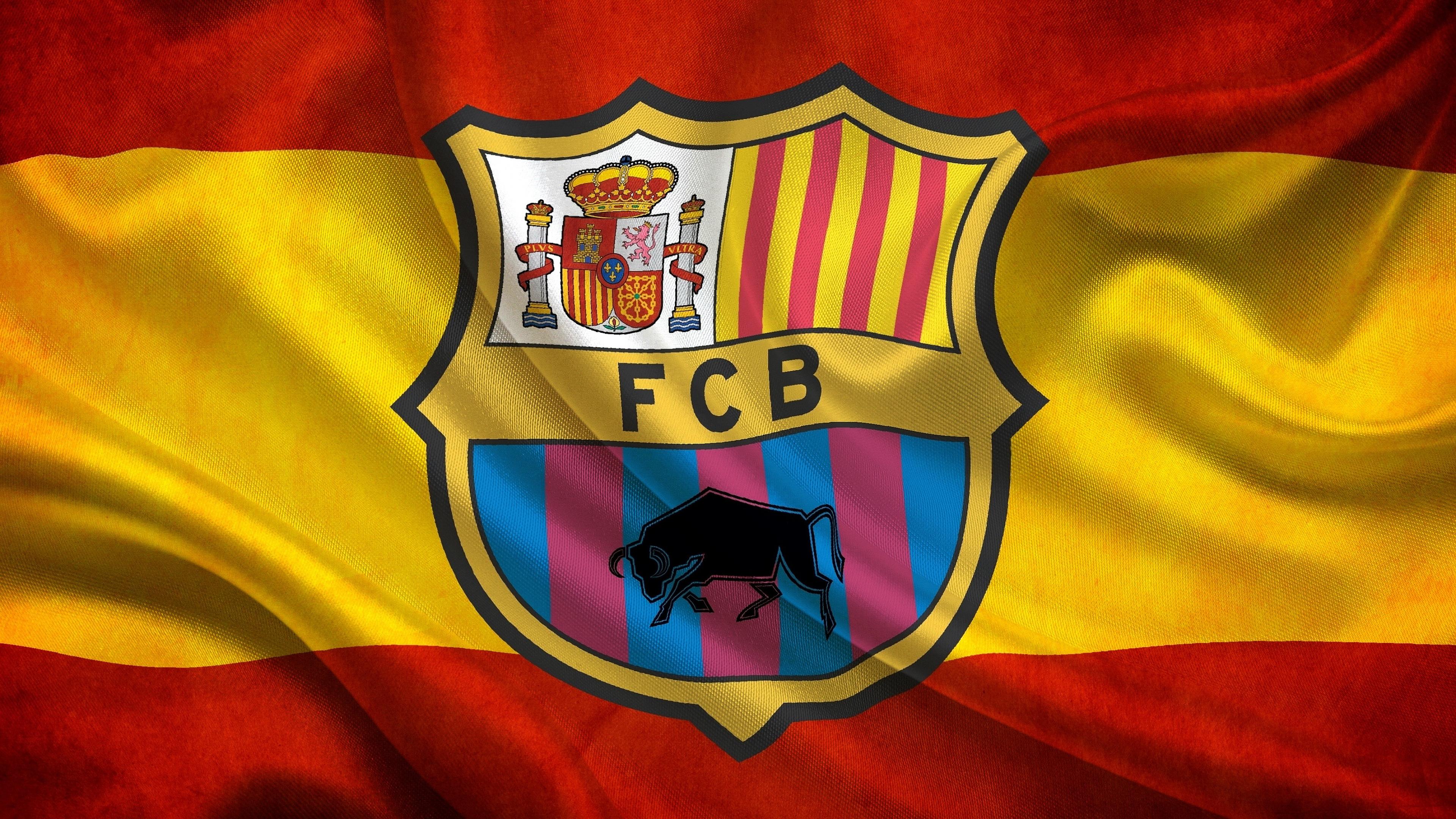 Fc Barcelona Flag Ipad Pro Retina Display