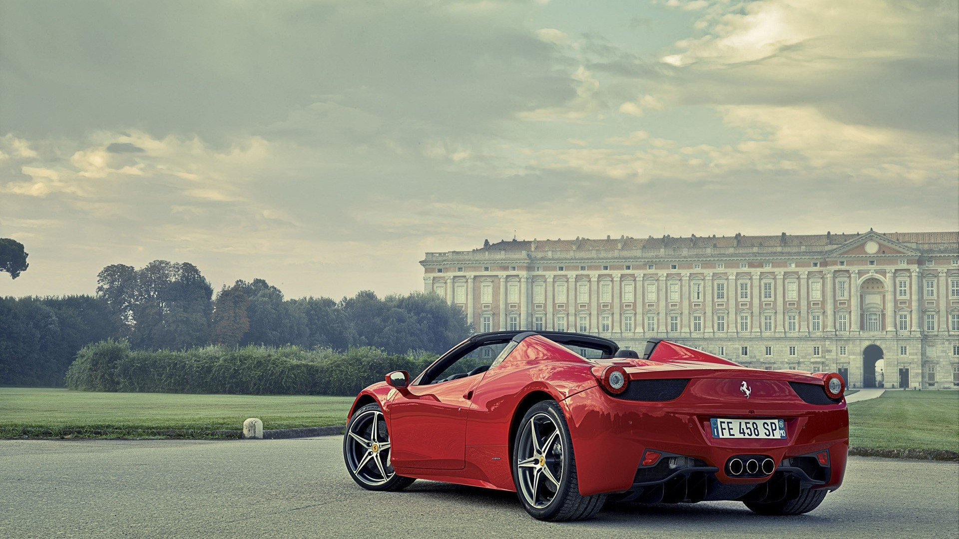 Ferrari 458 Italia Red, HD Cars, 4k Wallpapers, Images ...