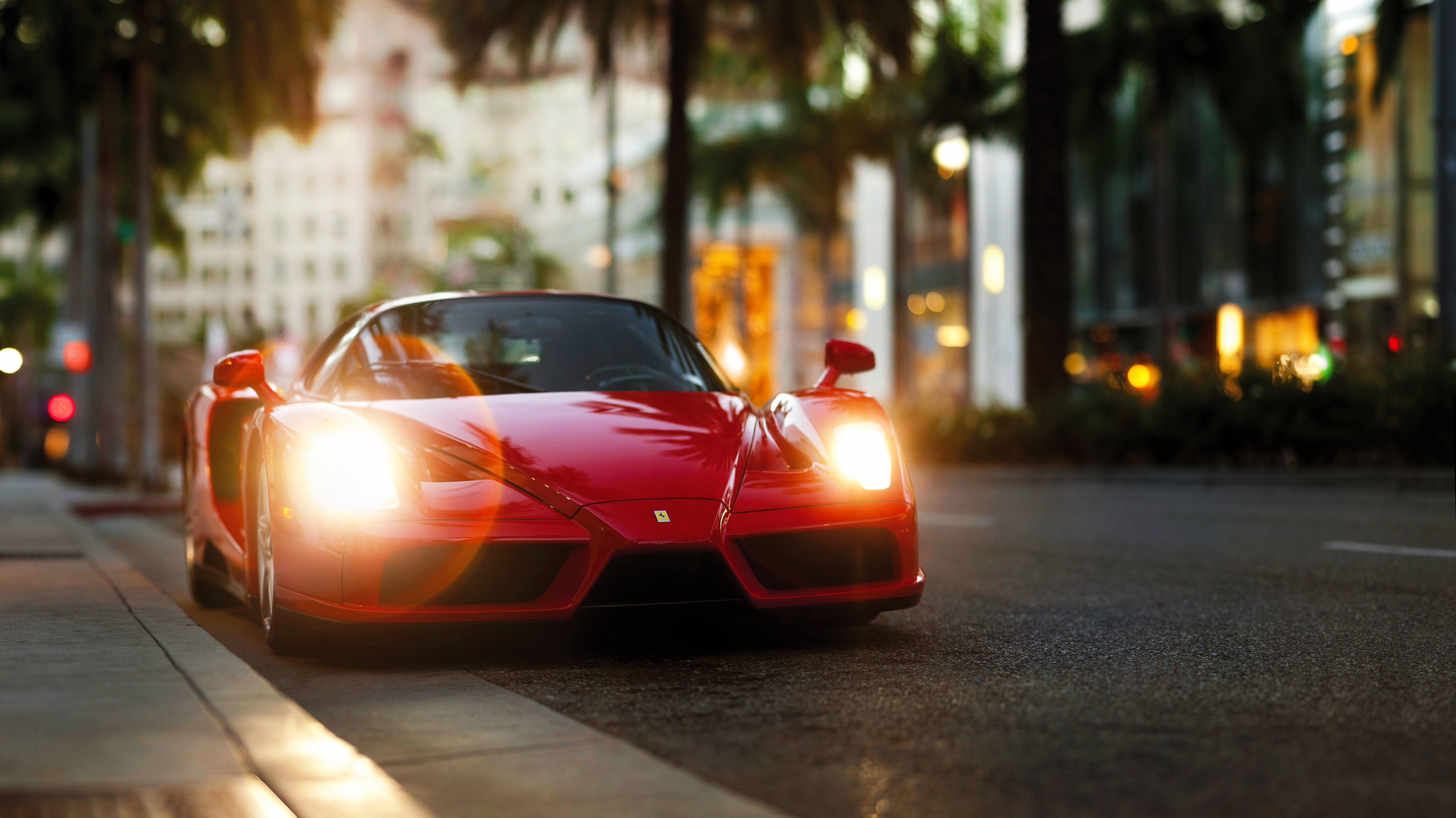 Ferrari Enzo Red, HD Cars, 4k Wallpapers, Images, Backgrounds, Photos and Pictures