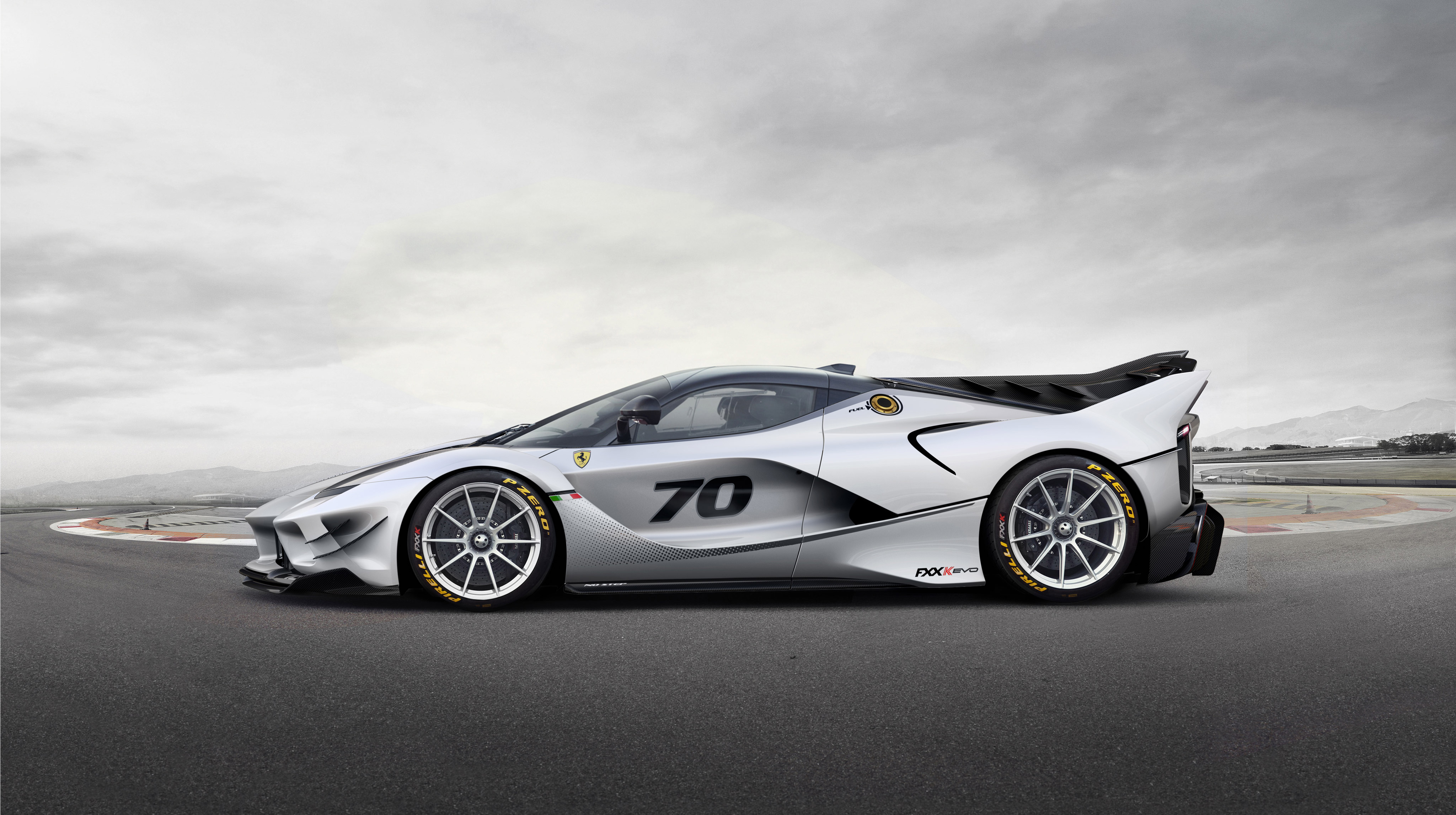Evo 2017 Logo >> Ferrari FXX K Evo 2018 4k, HD Cars, 4k Wallpapers, Images, Backgrounds, Photos and Pictures