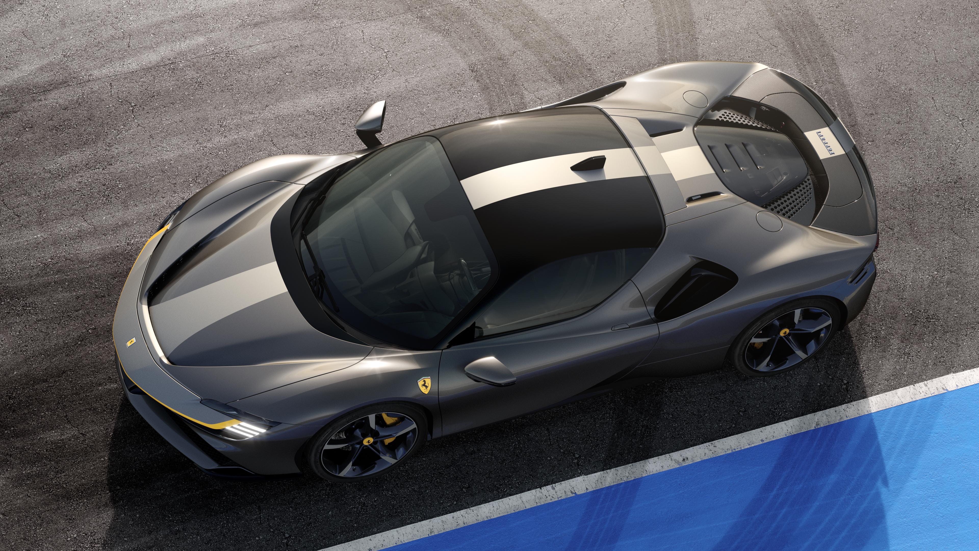 Ferrari SF90 Stradale Assetto Fiorano 2019, HD Cars, 4k ...