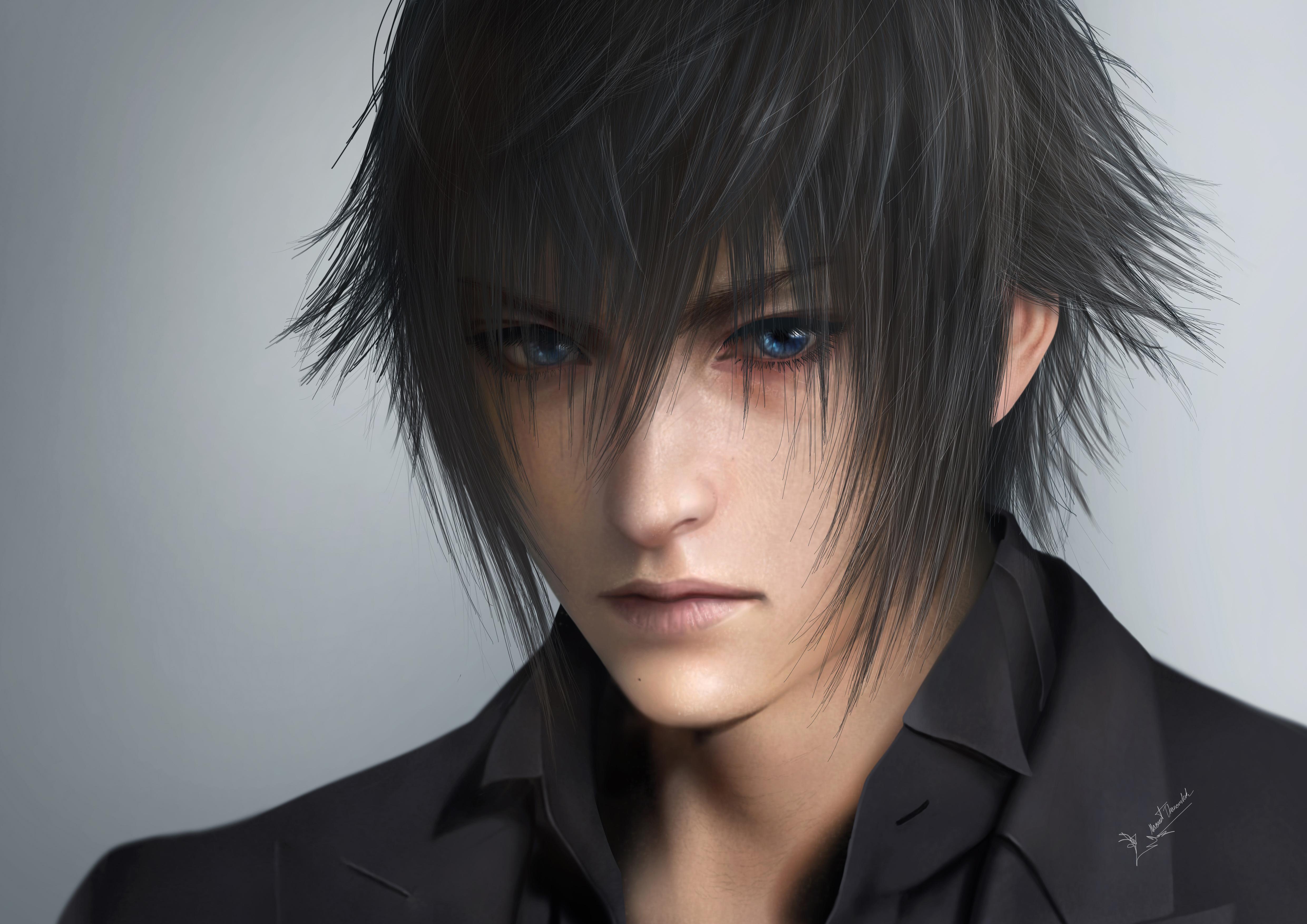 4k Noctis Lucis Caelum Final Fantasy Xv Hd Games 4k: Ffxv Prince Noctis Lucis Caelum Artwork 5k, HD Games, 4k