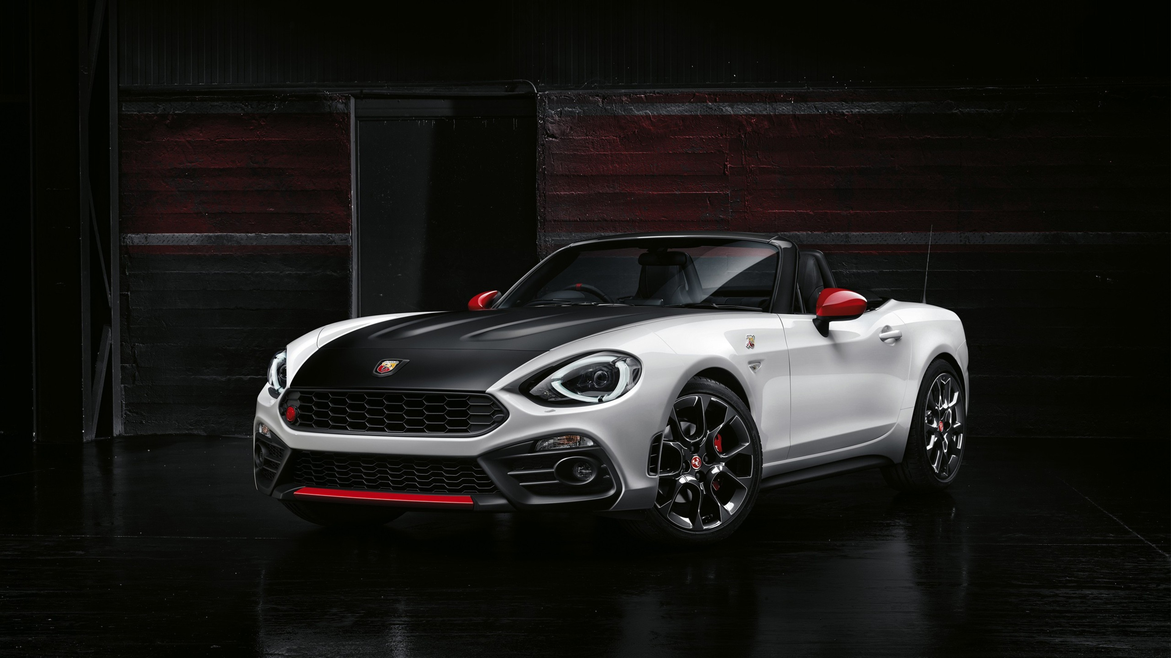 Fiat Spider Abarth, HD Cars, 4k Wallpapers, Images, Backgrounds, Photos and Pictures