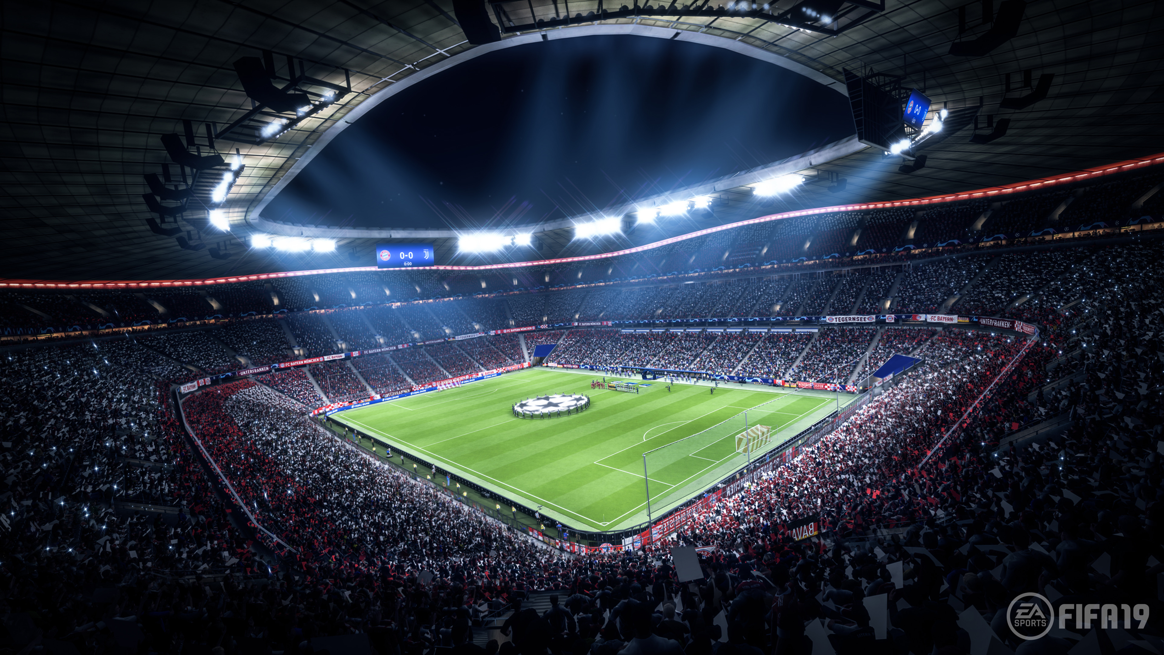 Fifa 19 Stadium 4k Hd Games 4k Wallpapers Images Backgrounds