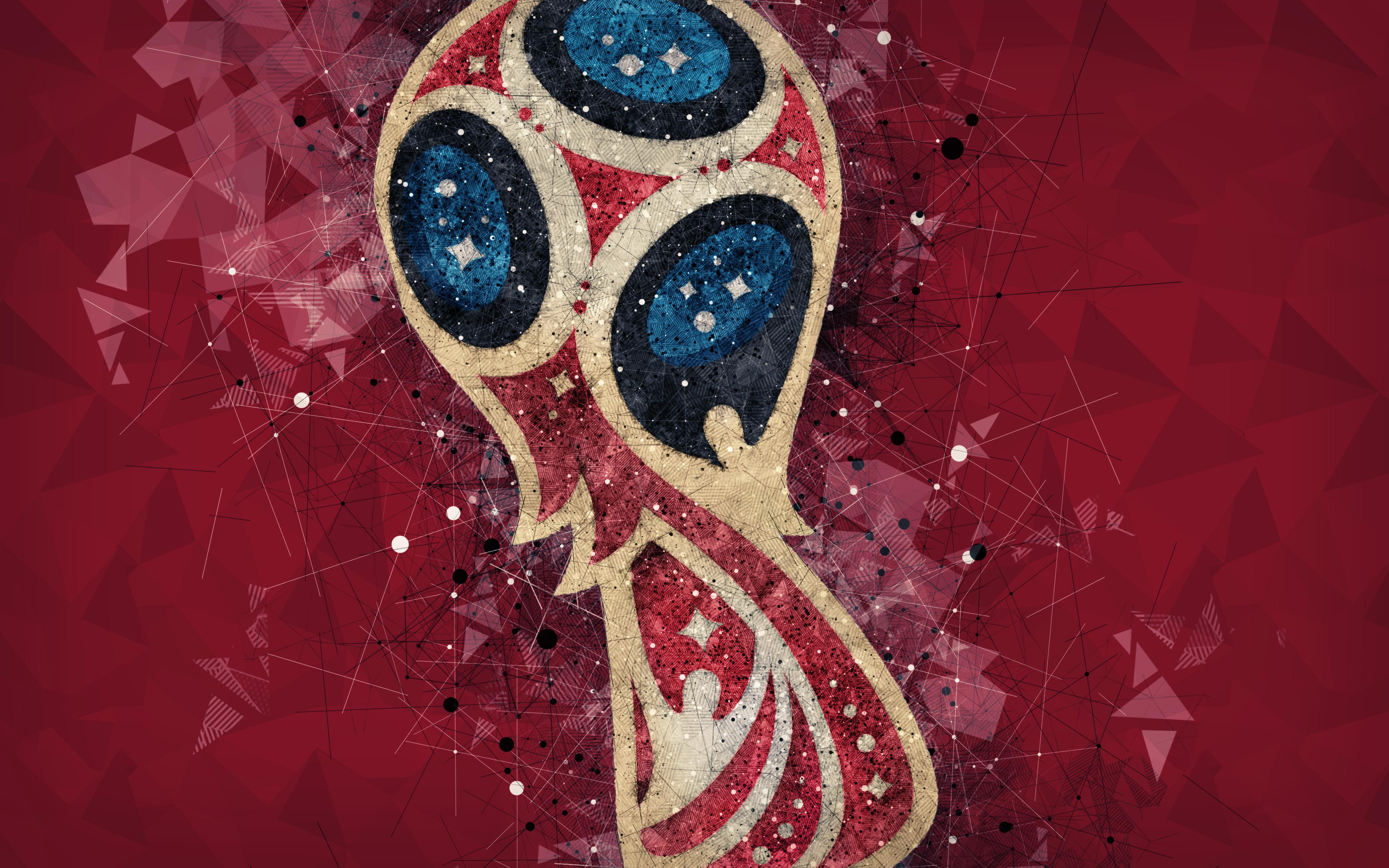 Fifa World Cup Russia Logo