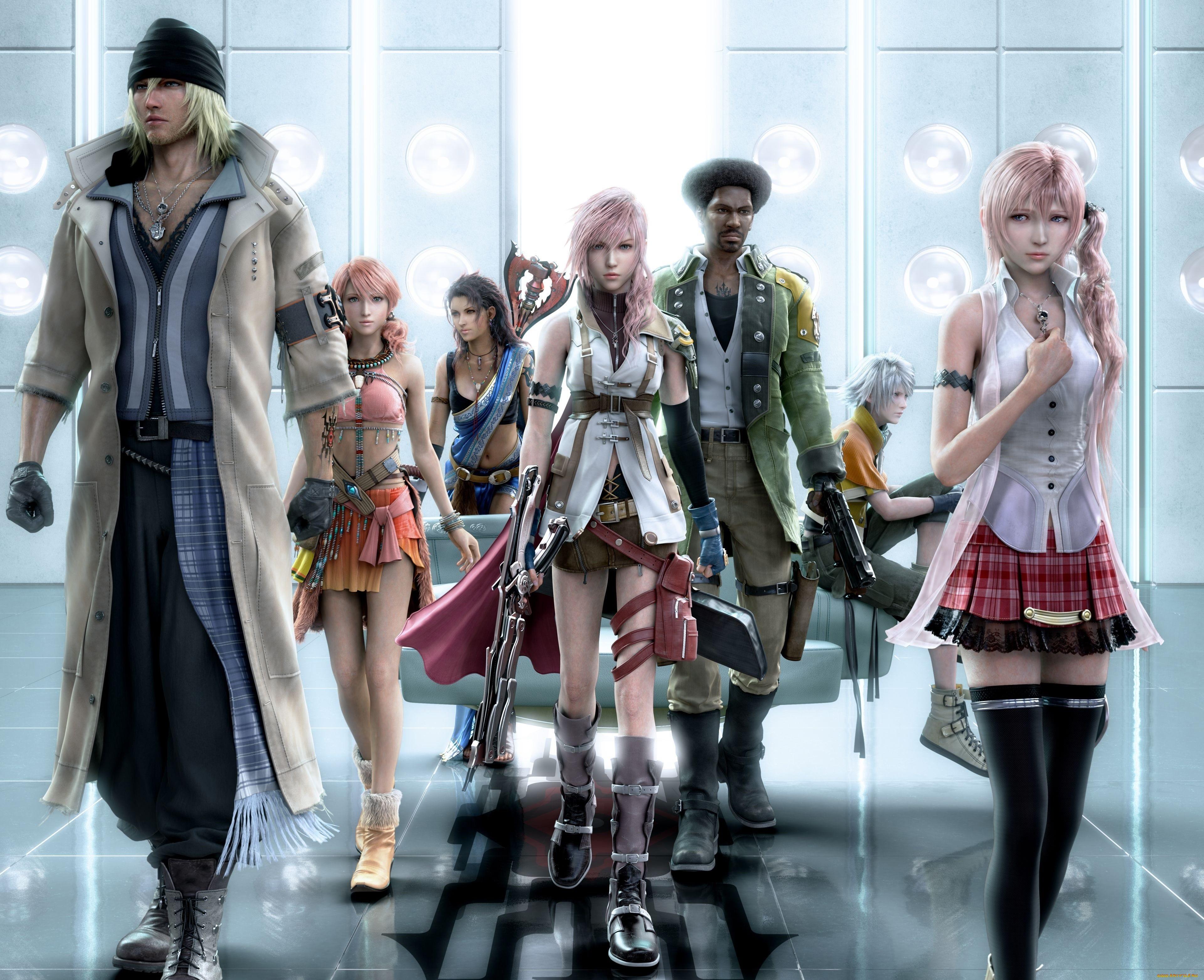 Final Fantasy 4k Hd Games 4k Wallpapers Images: Final Fantasy 4k Artwork, HD Games, 4k Wallpapers, Images