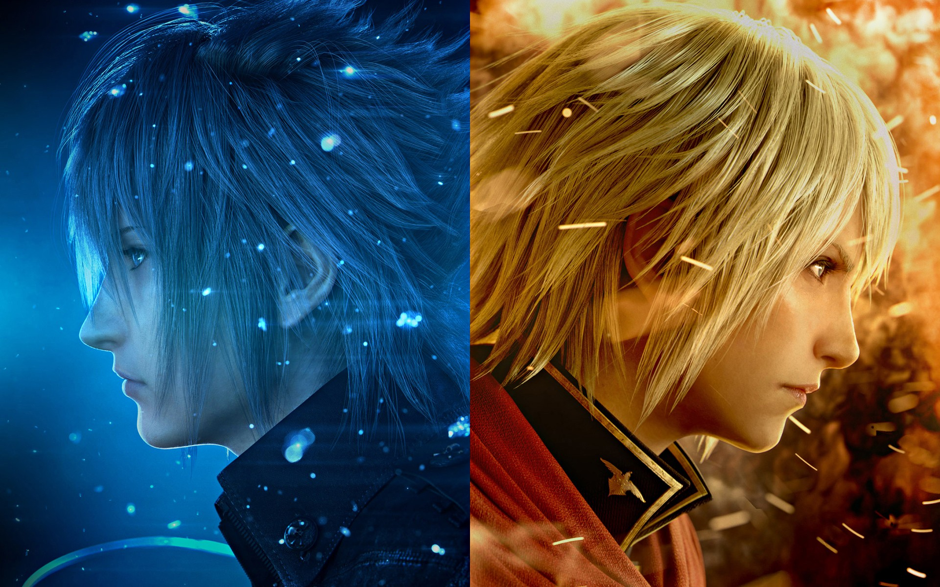 Final Fantasy Type 0 Hd Games 4k Wallpapers Images