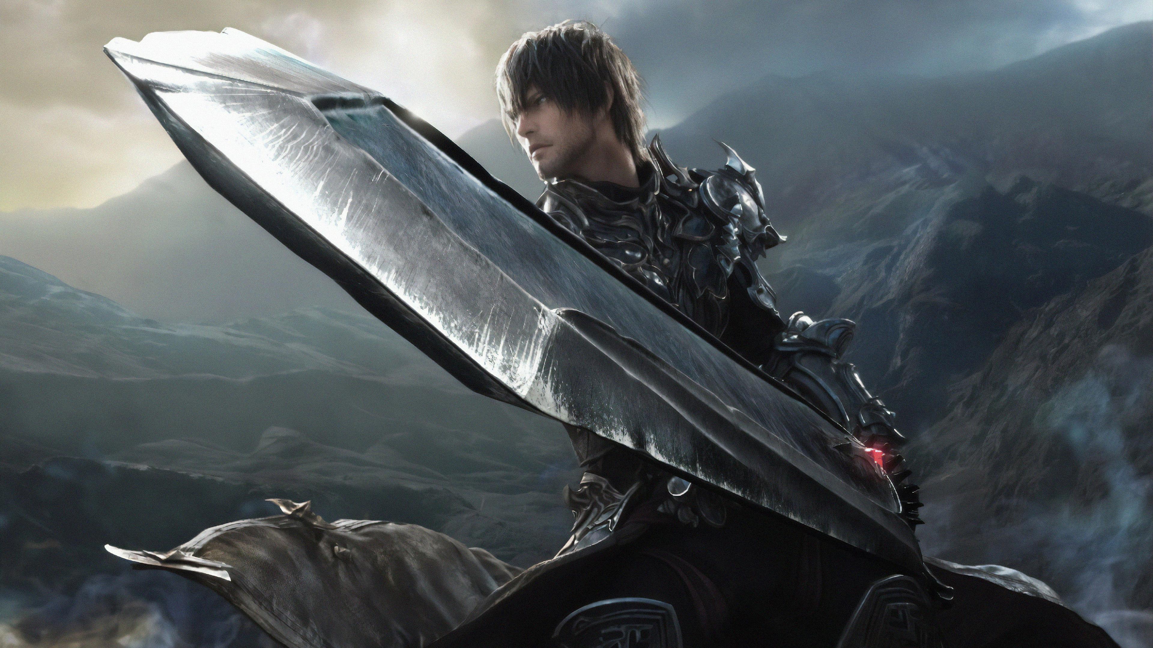 Final Fantasy Xiv Wallpaper Art
