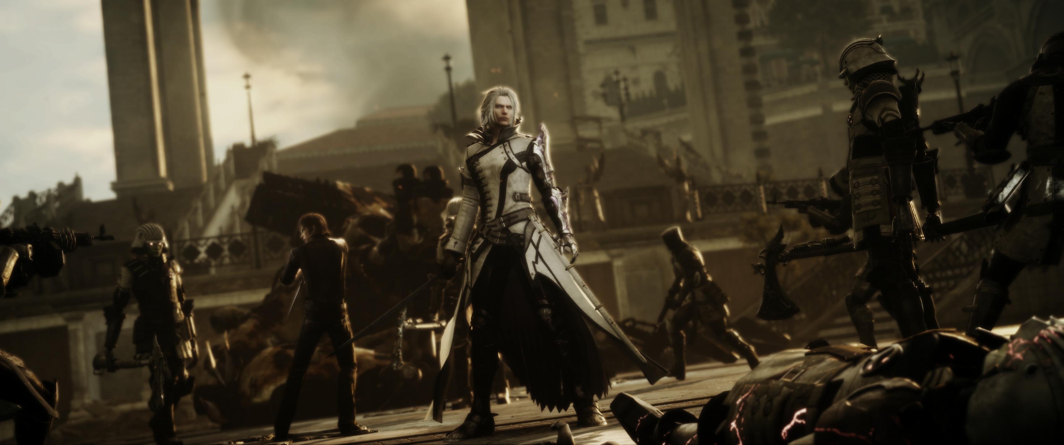 2560x1080 Final Fantasy Xv Artwork 2560x1080 Resolution Hd: Final Fantasy Xv 4k, HD Games, 4k Wallpapers, Images