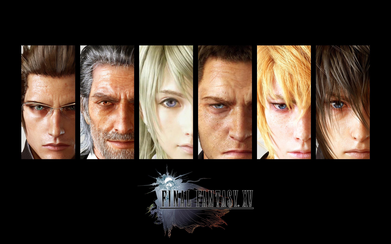 2560x1080 Luna Final Fantasy Xv 4k 2560x1080 Resolution Hd: Final Fantasy XV Game Poster, HD Games, 4k Wallpapers