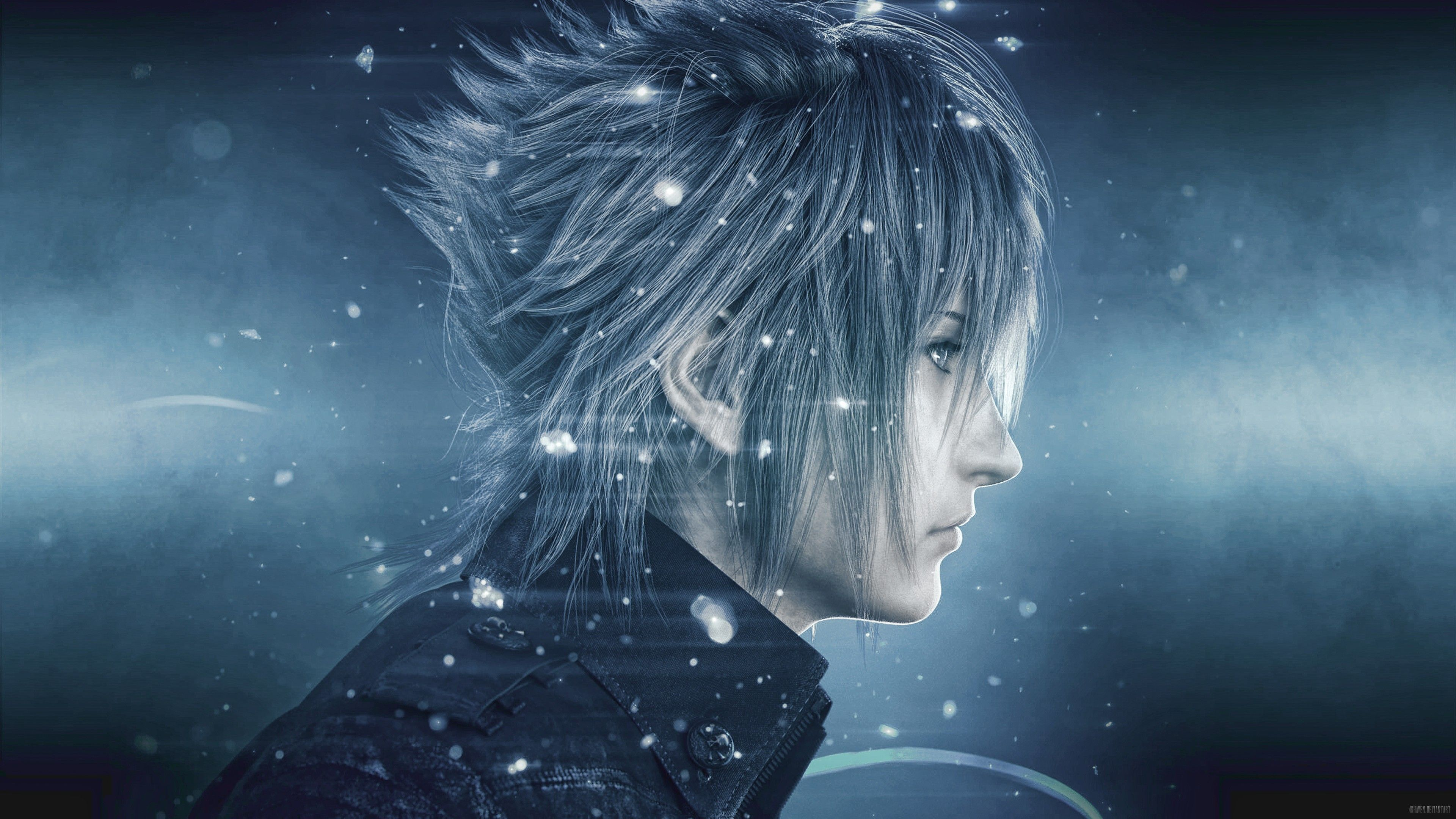 Final Fantasy Xv 4k Wallpapers: Final Fantasy XV Noctis, HD Games, 4k Wallpapers, Images