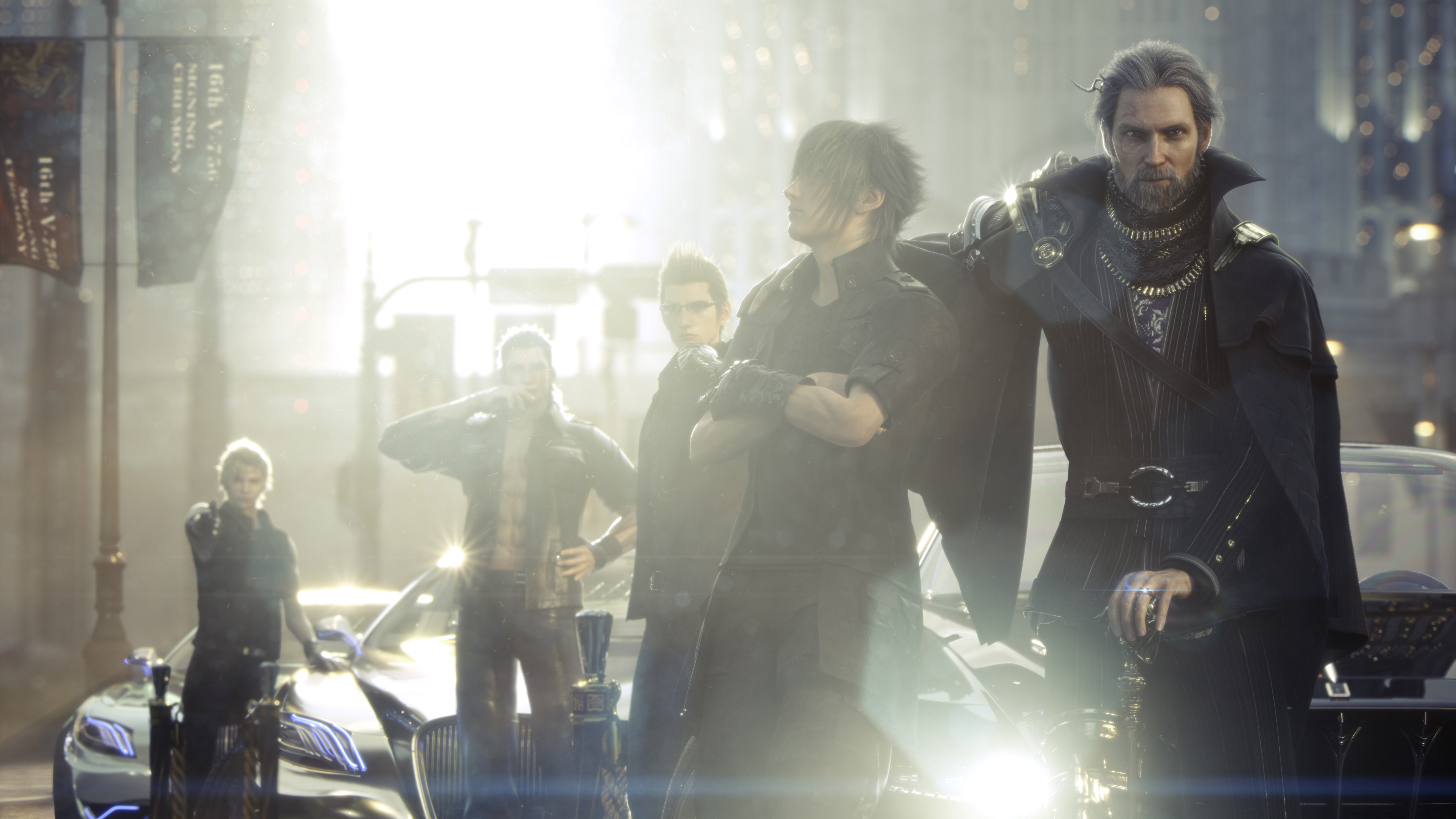 Final Fantasy Xv 4k Ultra Hd Wallpaper: Final Fantasy XV Royal Edition, HD Games, 4k Wallpapers