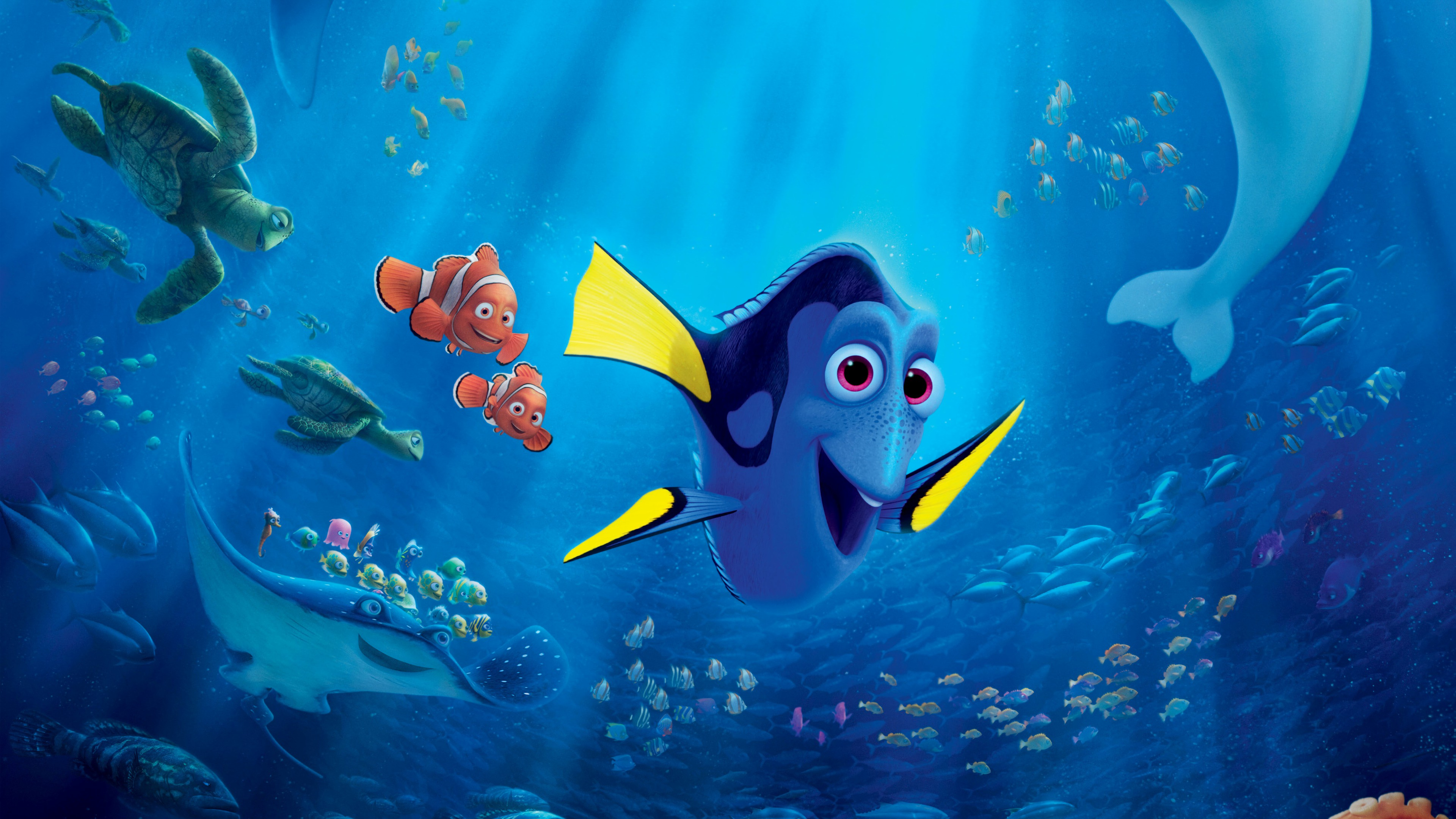 Finding Dory Animated Movie