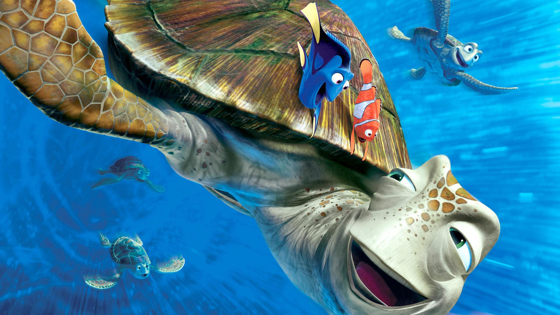 Finding Nemo Dinsey Movie
