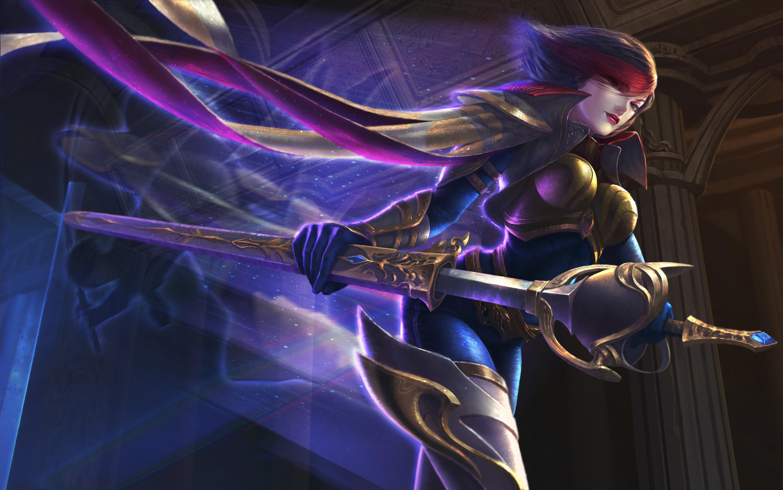 League Of Legends 4k Wallpaper: Fiora League Of Legends 2018 4k, HD Games, 4k Wallpapers