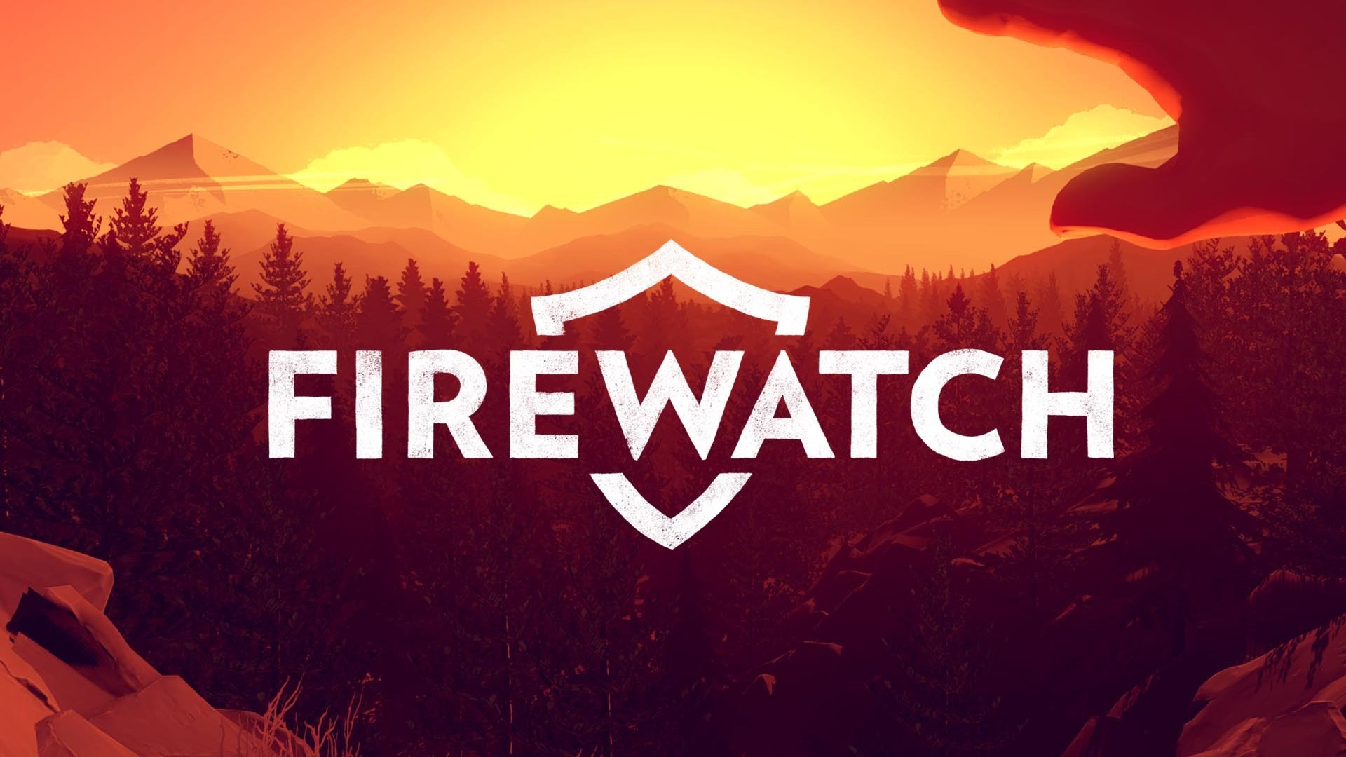 640x960 Firewatch Game Logo Iphone 4 Iphone 4s Hd 4k Wallpapers