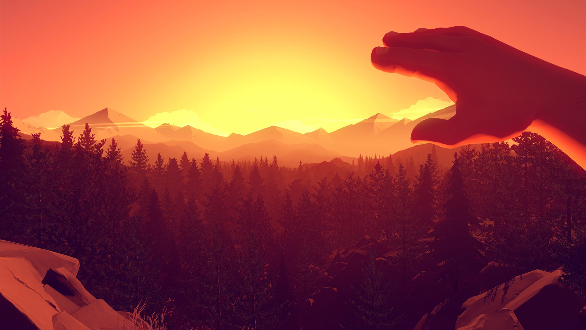 firewatch video games, hd games, 4k wallpapers, images, backgrounds