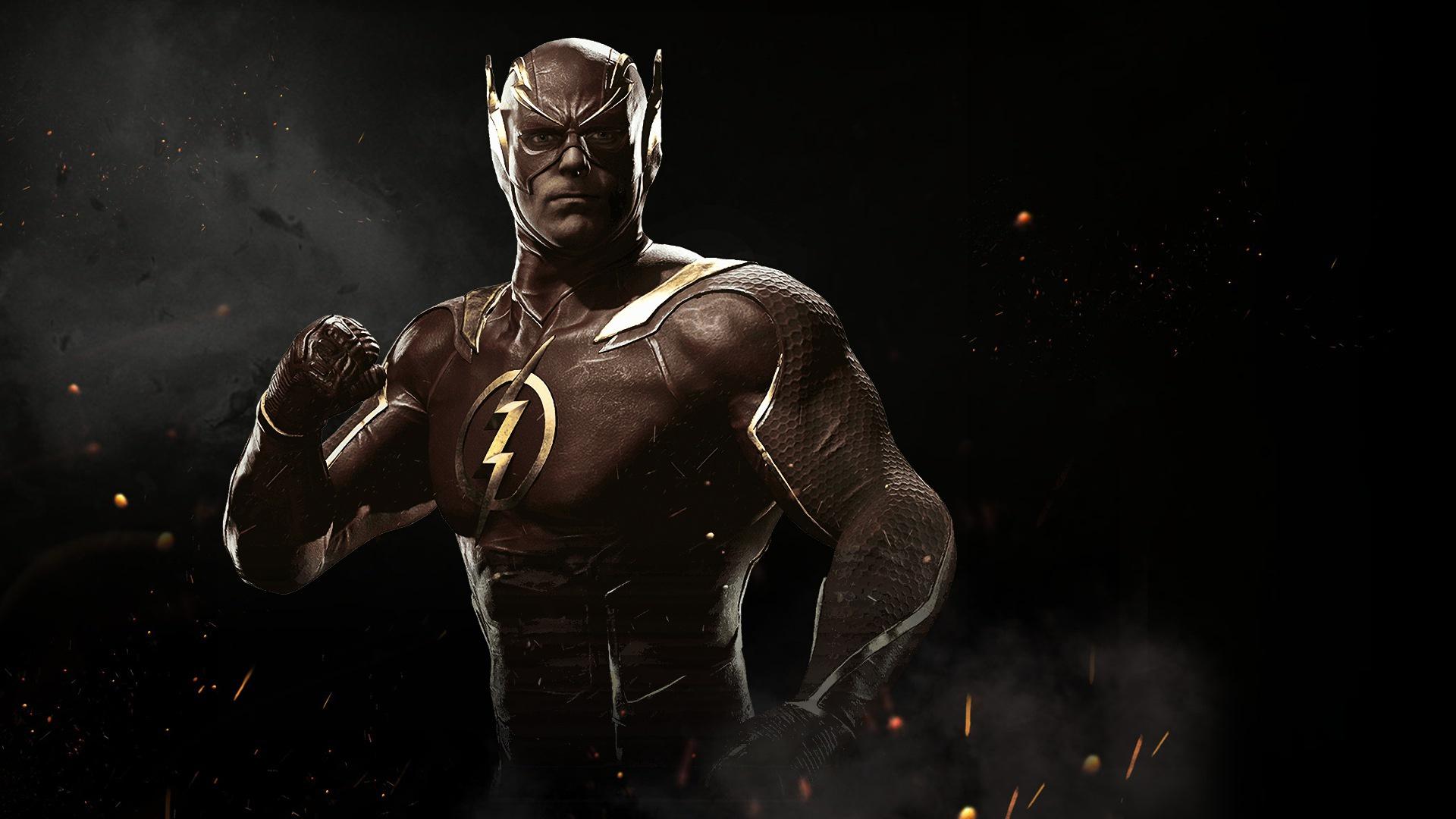 Flash In Injustice 2