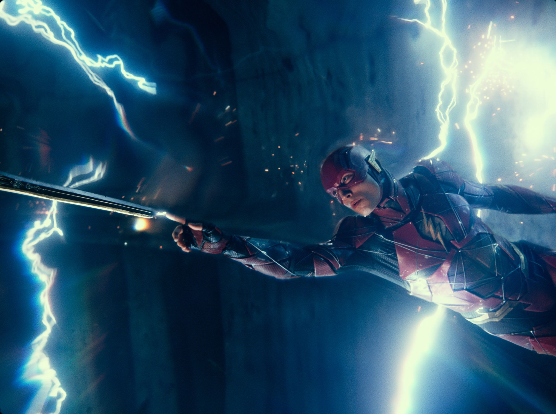 Justice League 2017 Movie 4k Hd Desktop Wallpaper For 4k: Flash In Justice League 2017, HD Movies, 4k Wallpapers