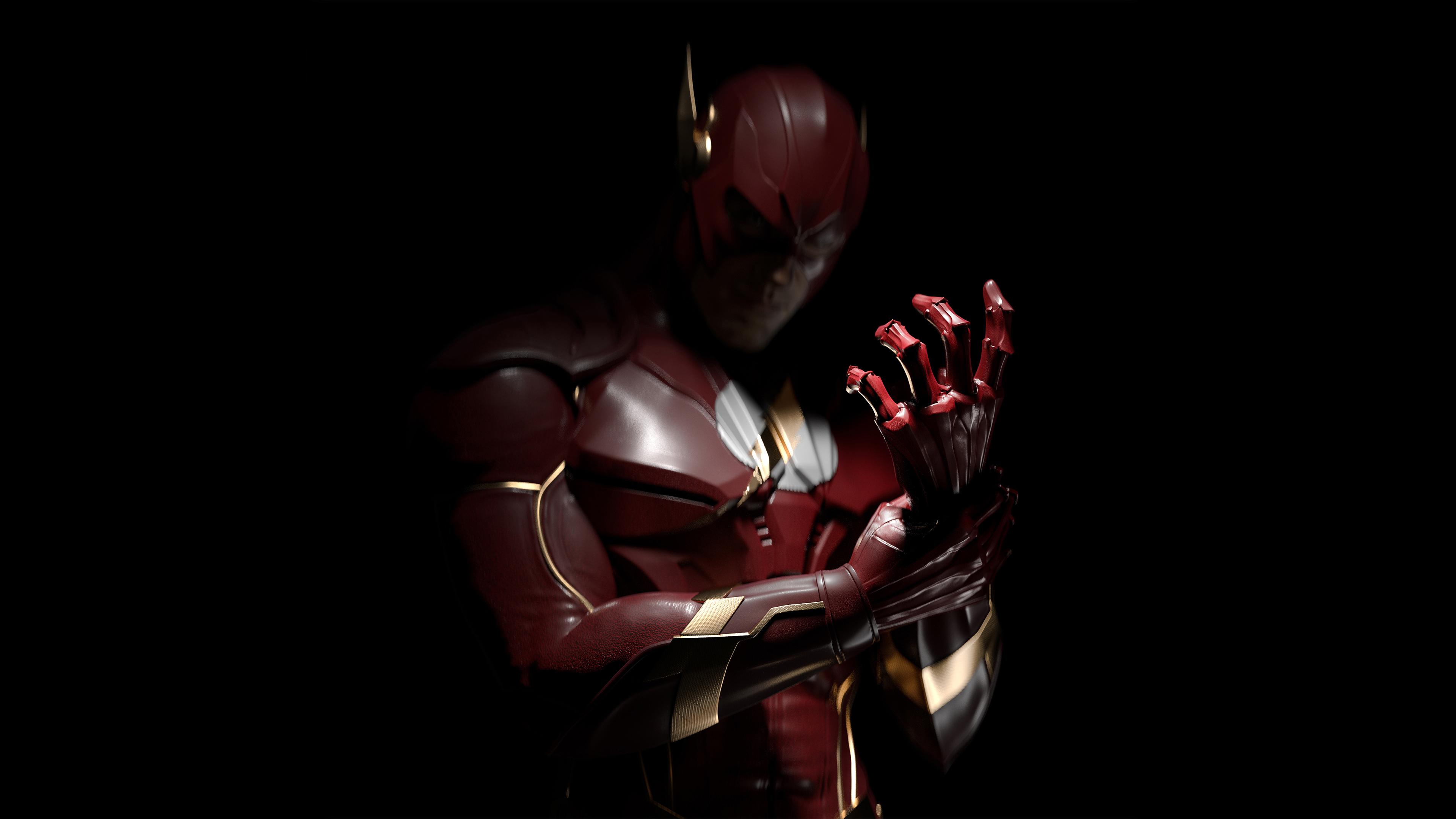 Flash Injustice 2, HD Superheroes, 4k Wallpapers, Images ...