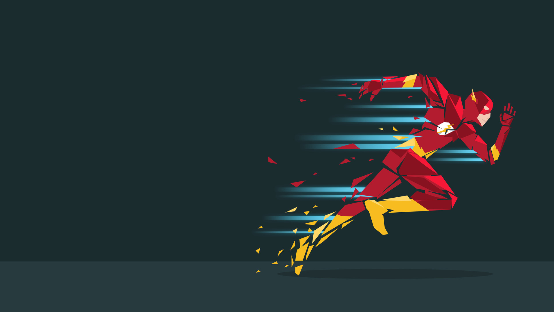 Flash Vector Art, HD Superheroes, 4k Wallpapers, Images