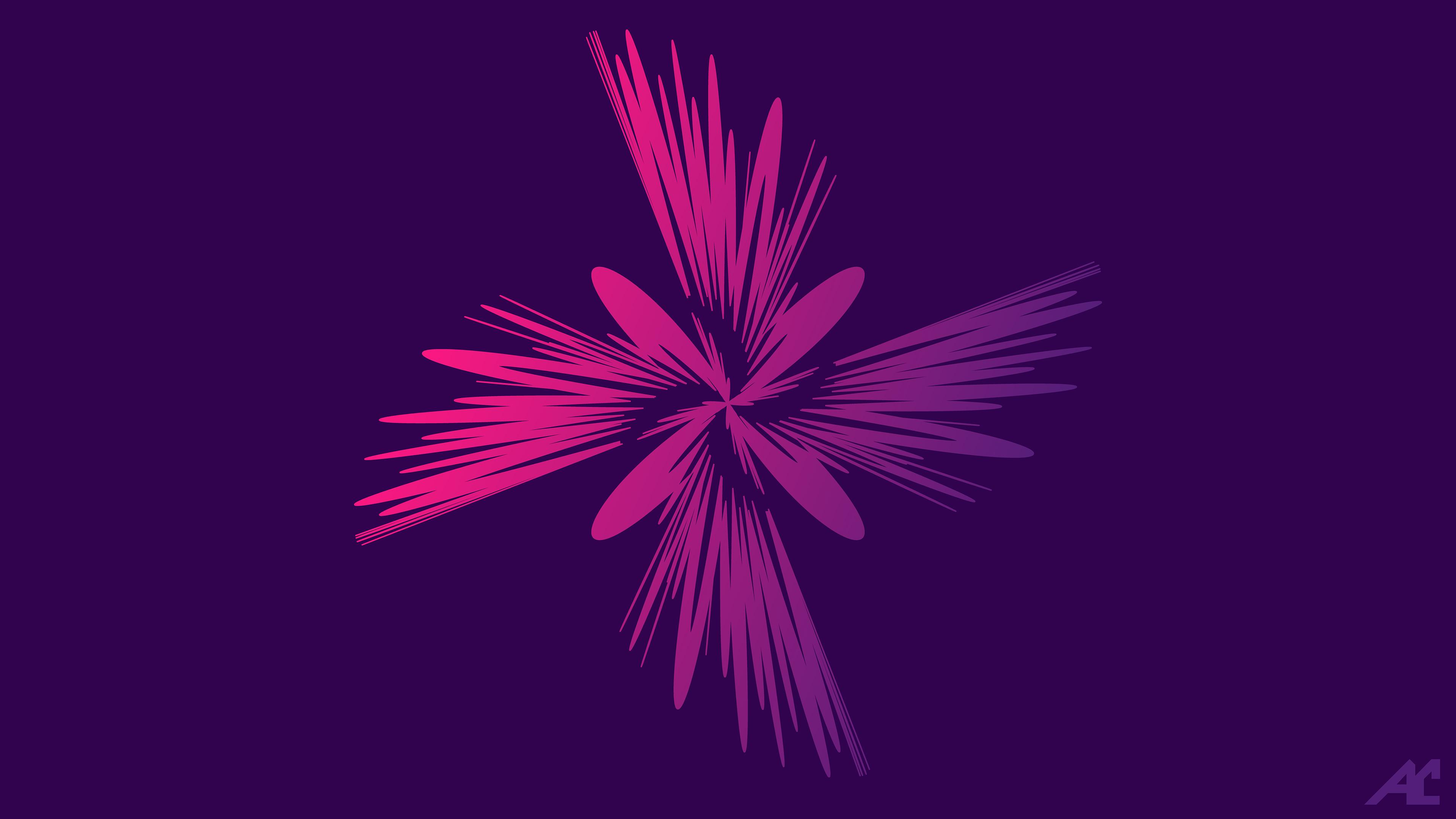 1360x768 Flower Abstract 4k Laptop Hd Hd 4k Wallpapers