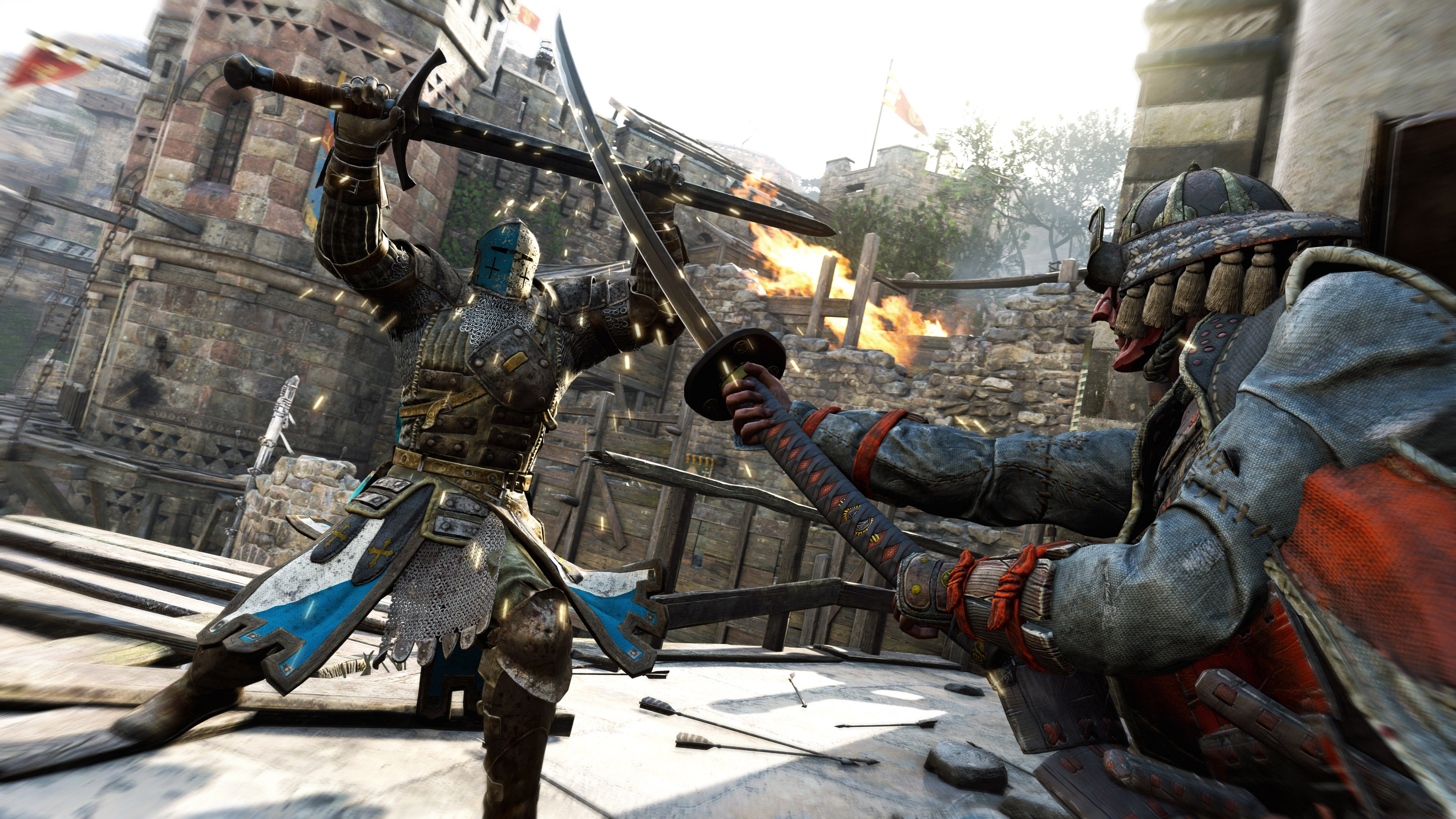For Honor Knights 4k Hd Games 4k Wallpapers Images Backgrounds