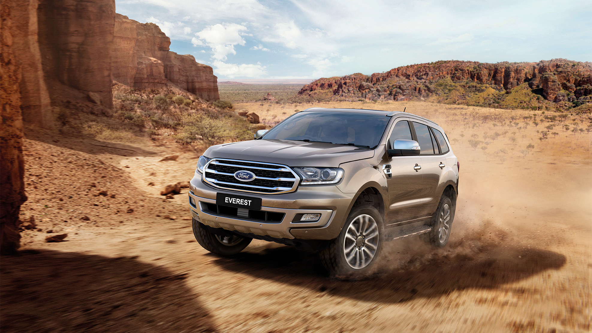 Ford Everest Titanium 2018 Suv, HD Cars, 4k Wallpapers