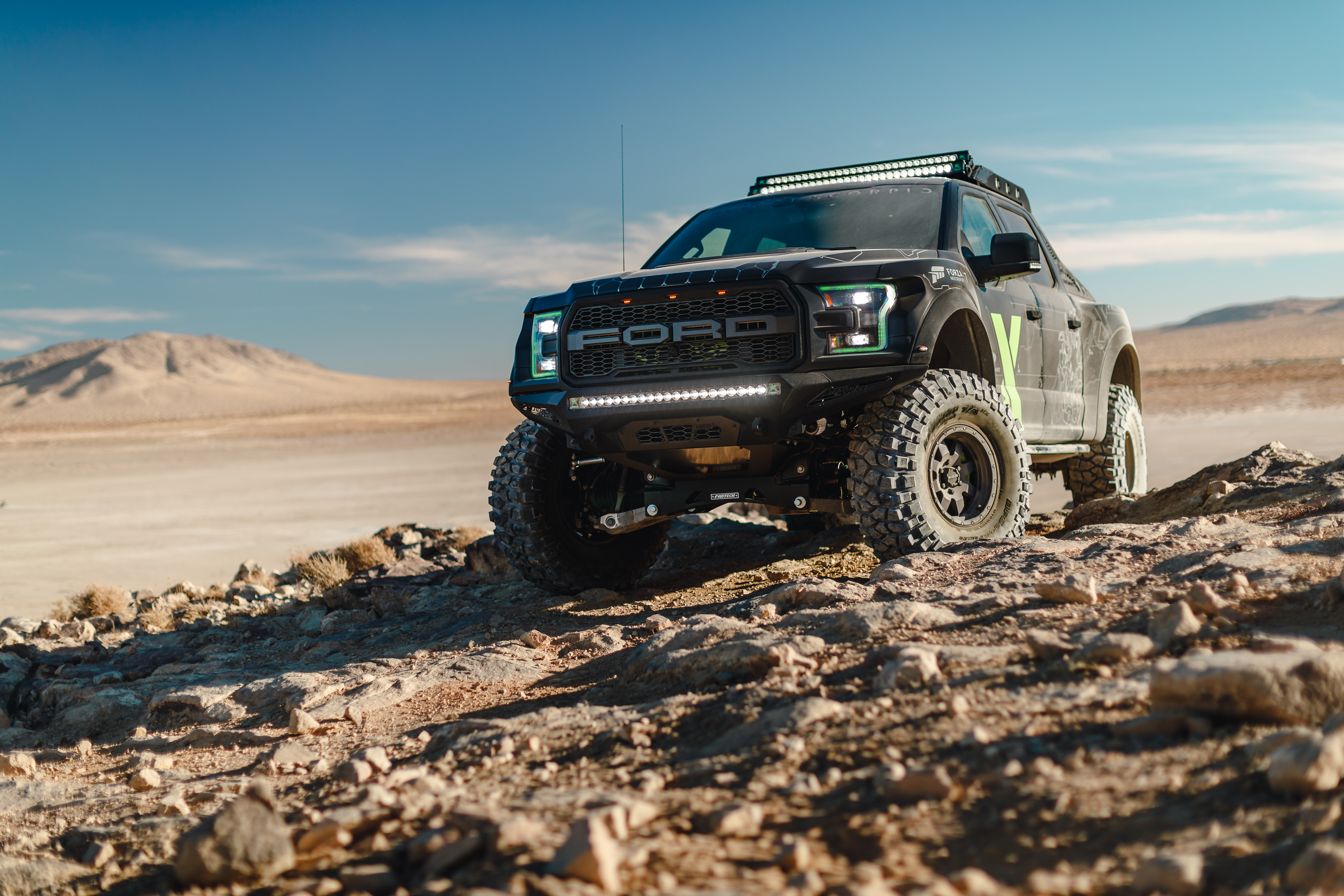 Ford F 150 Raptor Xbox One Edition 2018 Hd Cars 4k Wallpapers