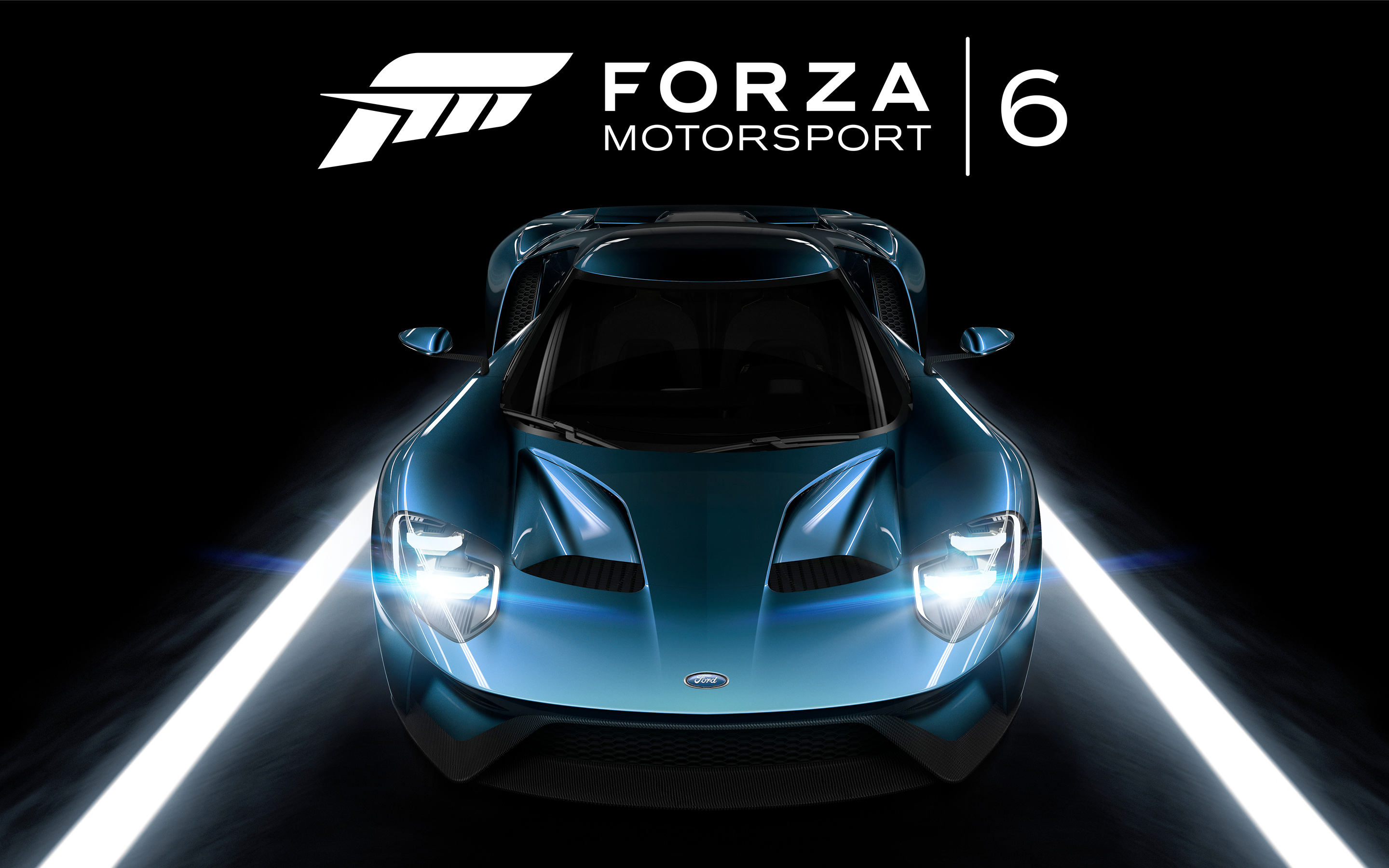 Ford GT In Forza Motosport 6