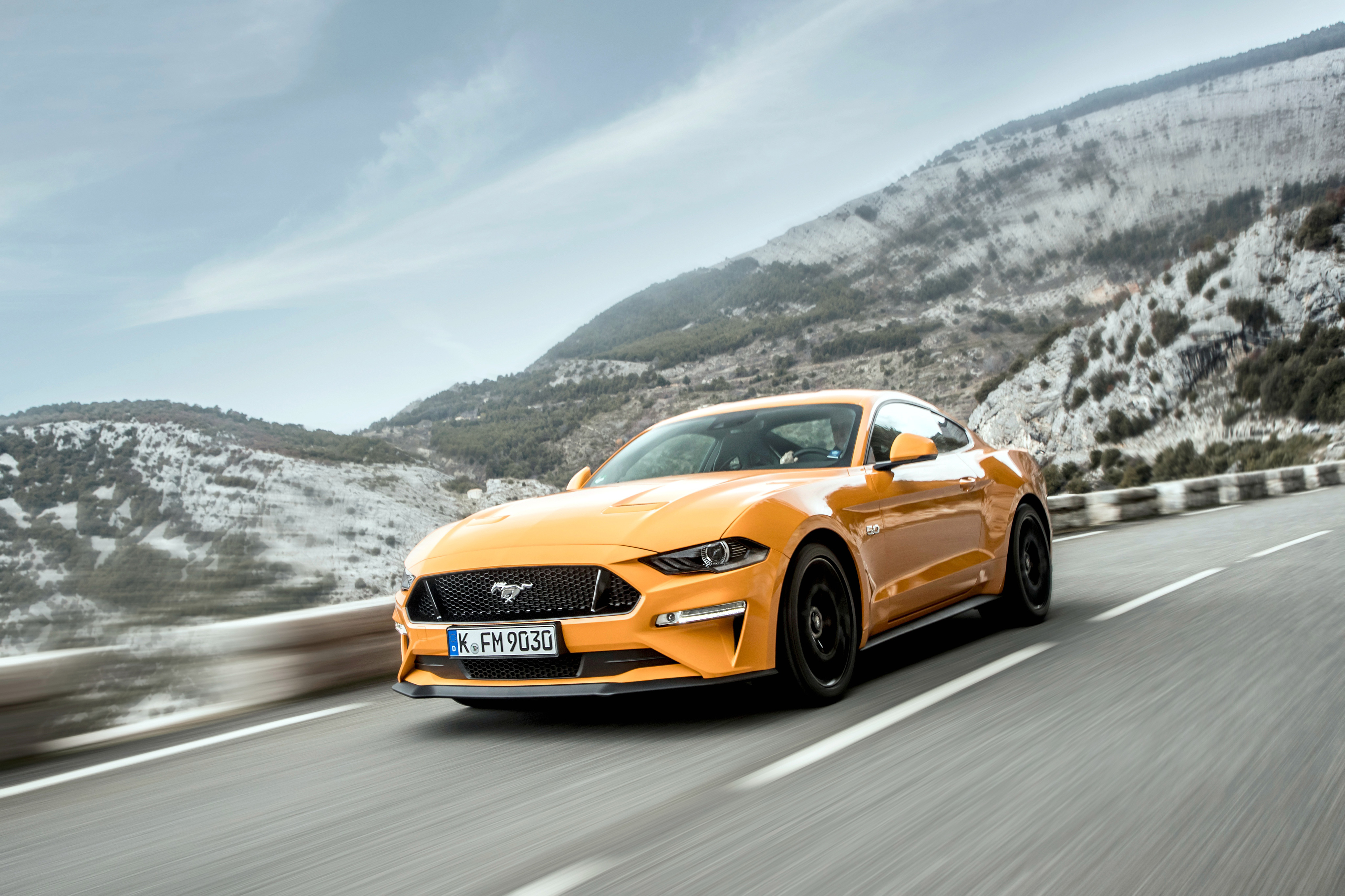 Ford Mustang GT Fastback, HD Cars, 4k Wallpapers, Images ...