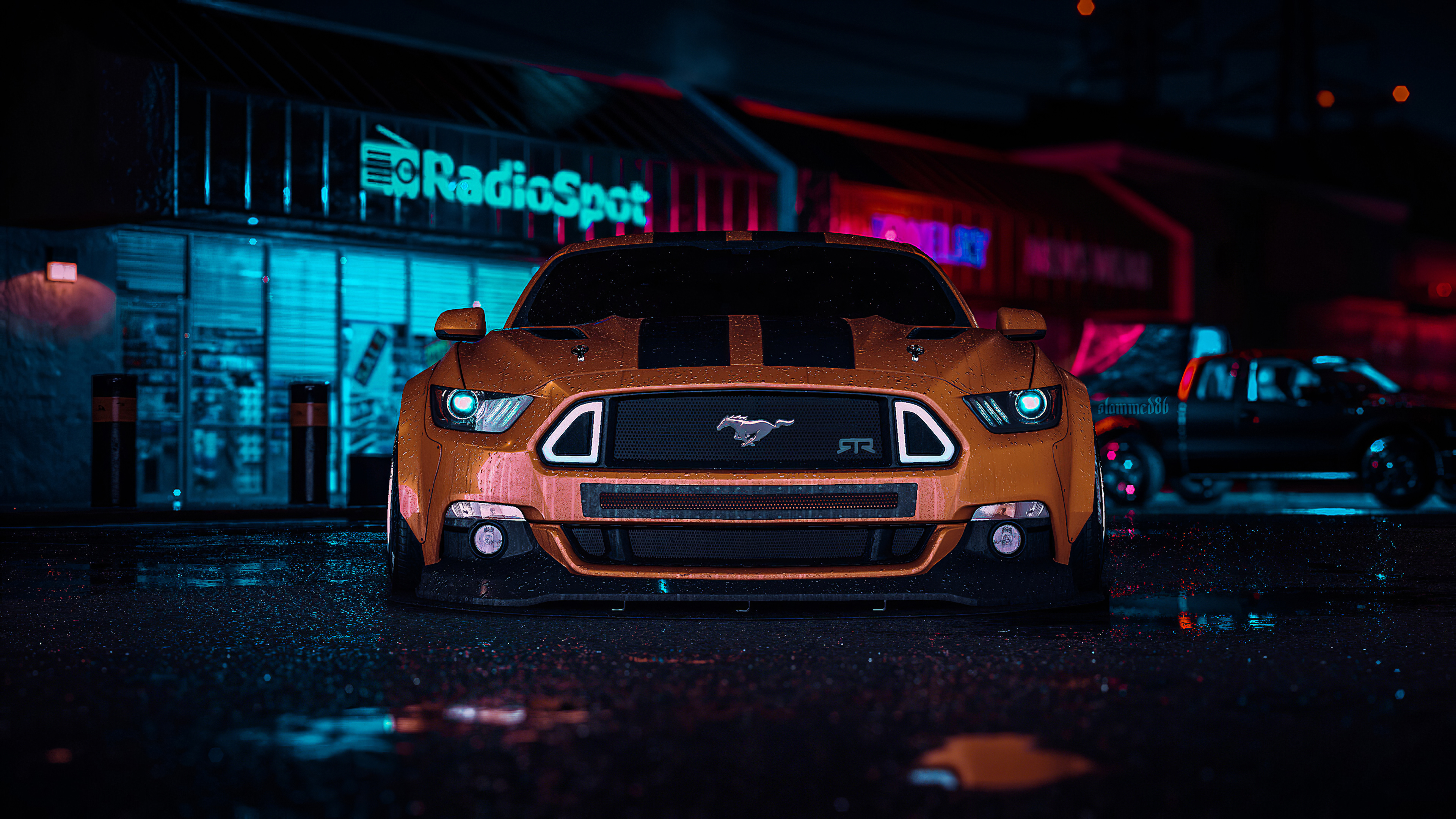 1280x900 Ford Mustang Rtr Need For Speed 4k 1280x900 Resolution Hd