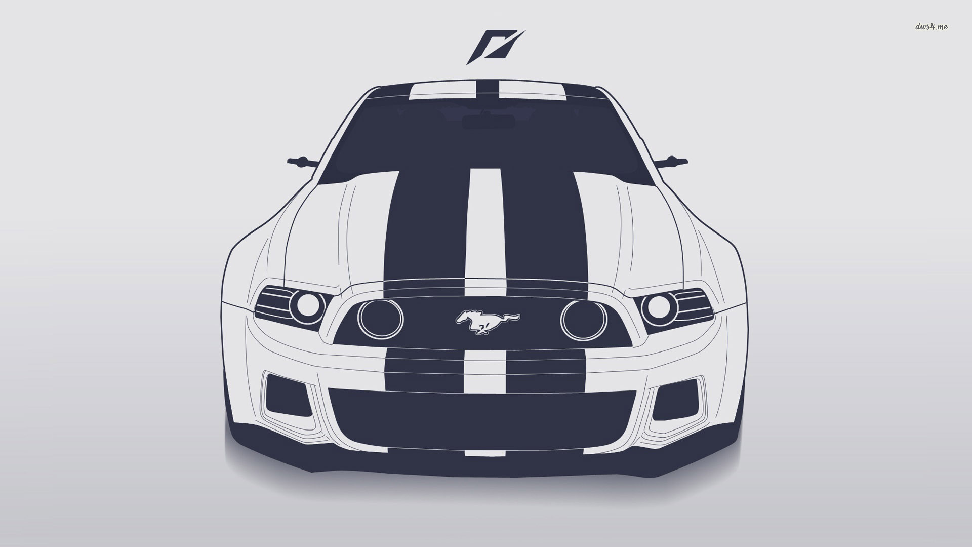 Ford Mustang Vector Hd Cars 4k Wallpapers Images