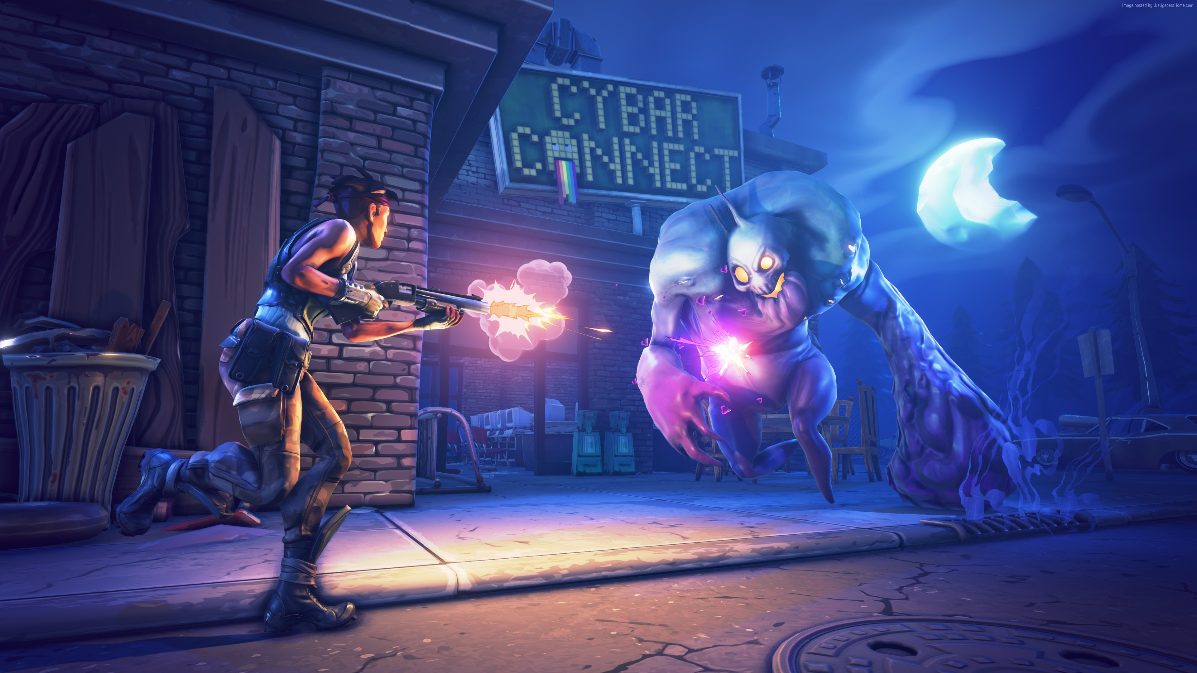 Fortnite 4k Hd Games 4k Wallpapers Images Backgrounds Photos