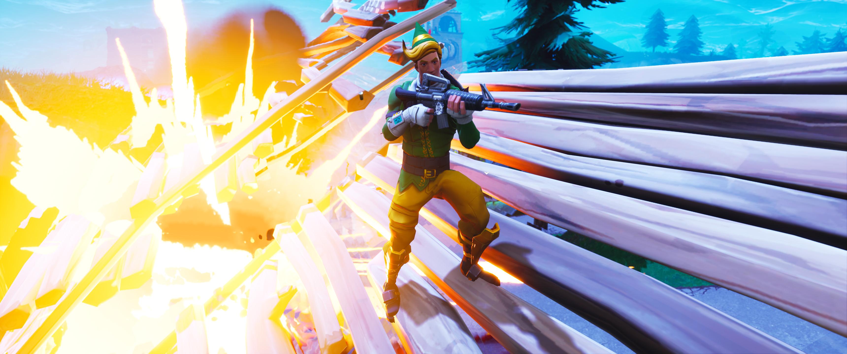 Fortnite Battle Royale Hd Games 4k Wallpapers Images Backgrounds