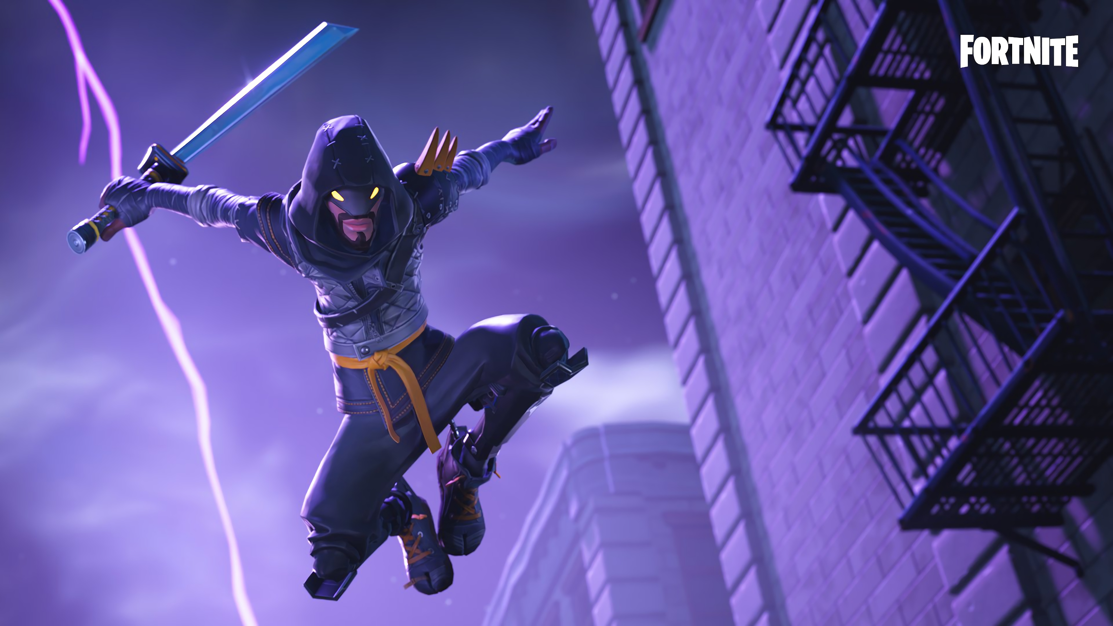 320x240 Fortnite Mythic Cloaked Star Ninja Apple Iphoneipod