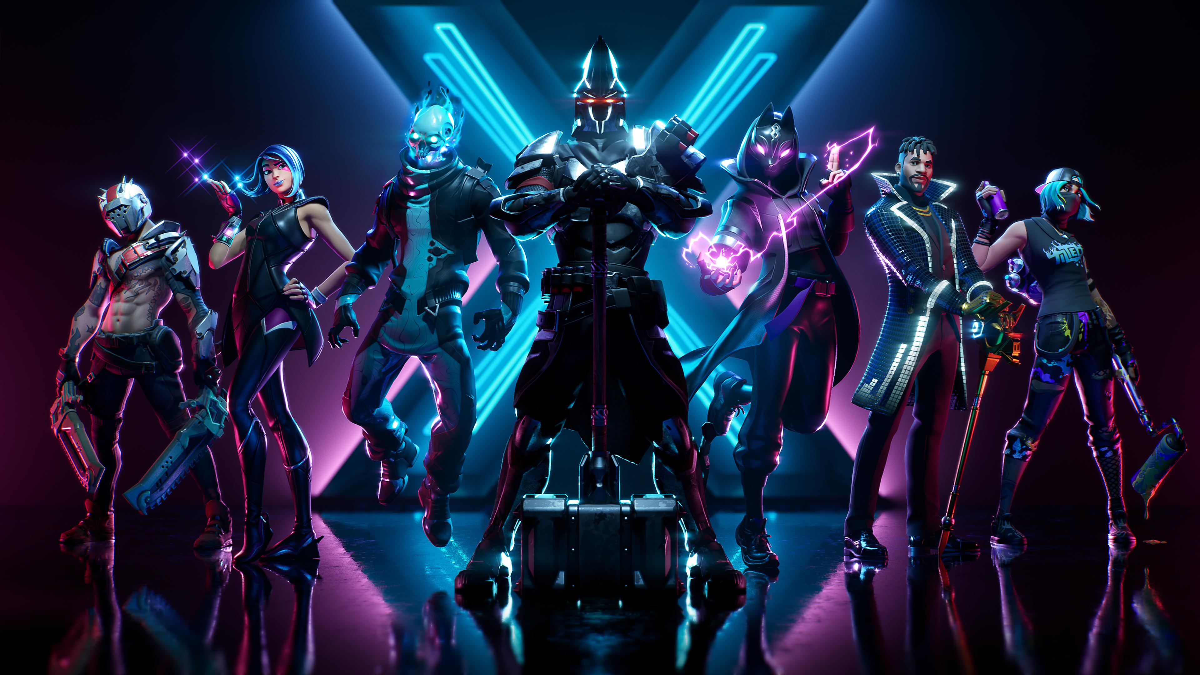 Fortnite Season X Hd Games 4k Wallpapers Images